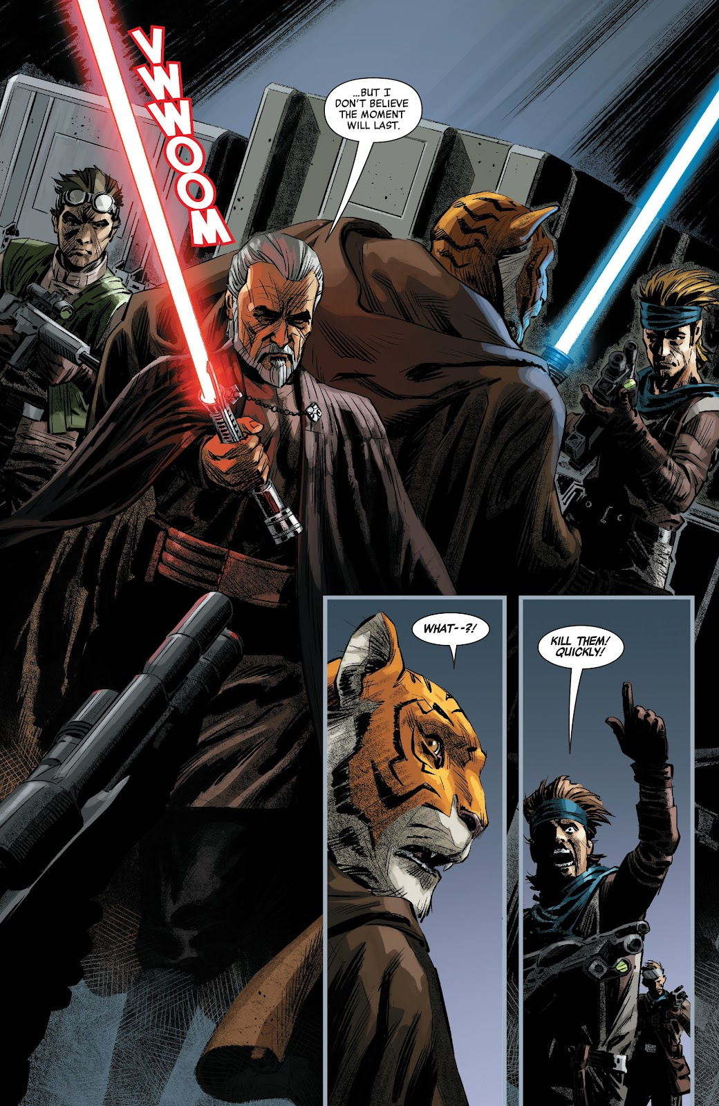Read online Star Wars: Age of Republic - Count Dooku comic -  Issue # Full - 19