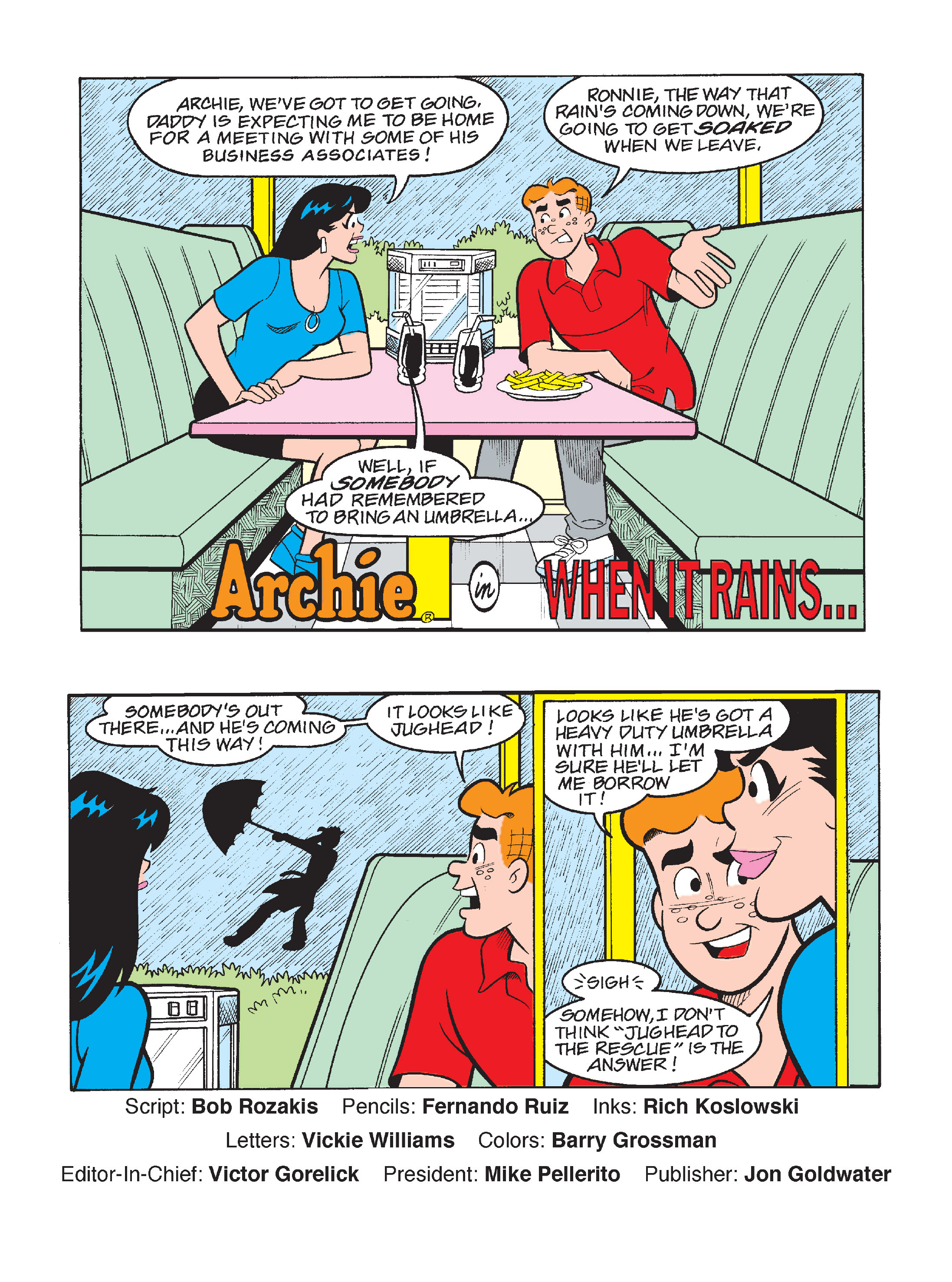 Read online Archie 1000 Page Comics Bonanza comic -  Issue #2 (Part 1) - 130