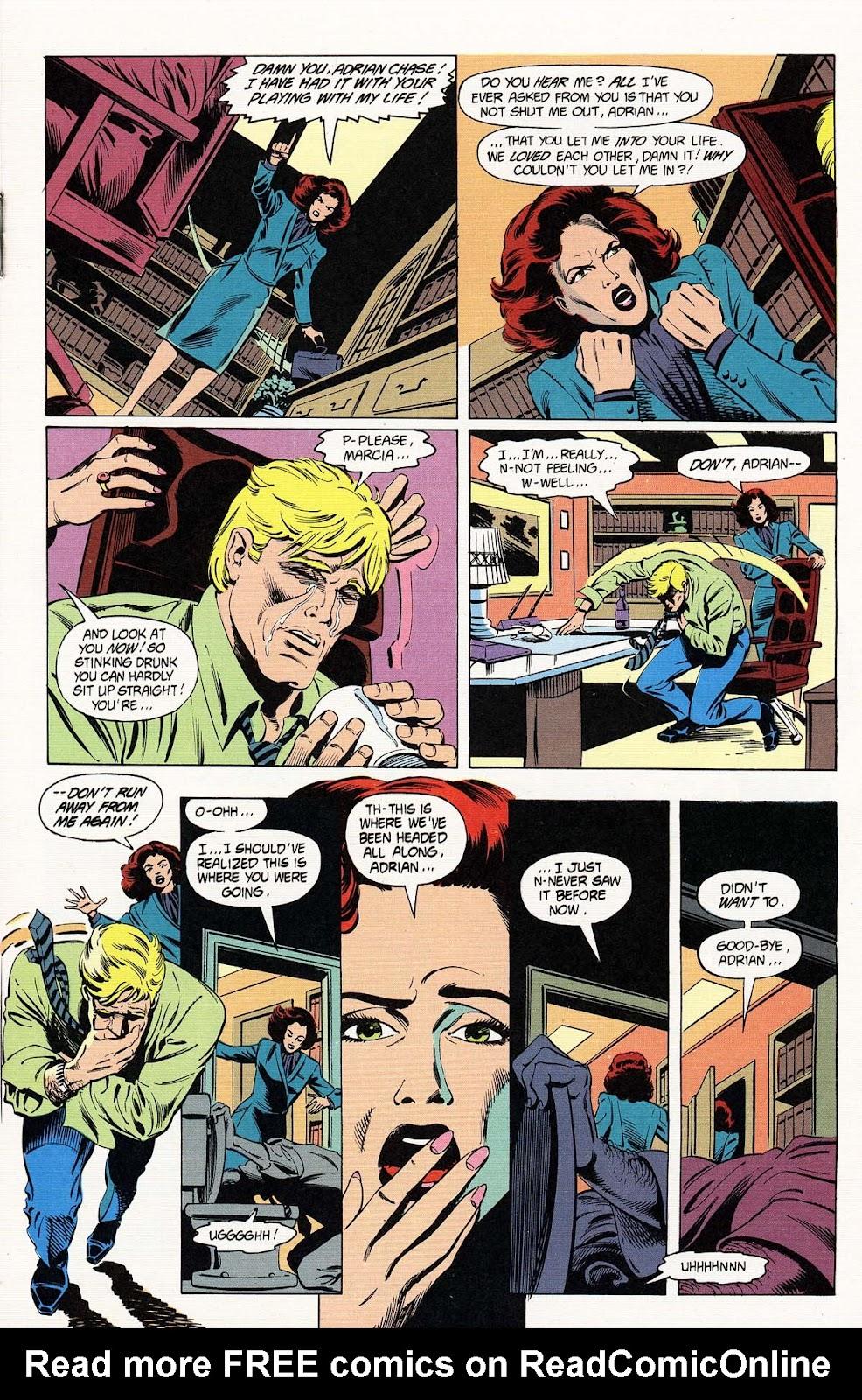 Vigilante (1983) issue 32 - Page 21