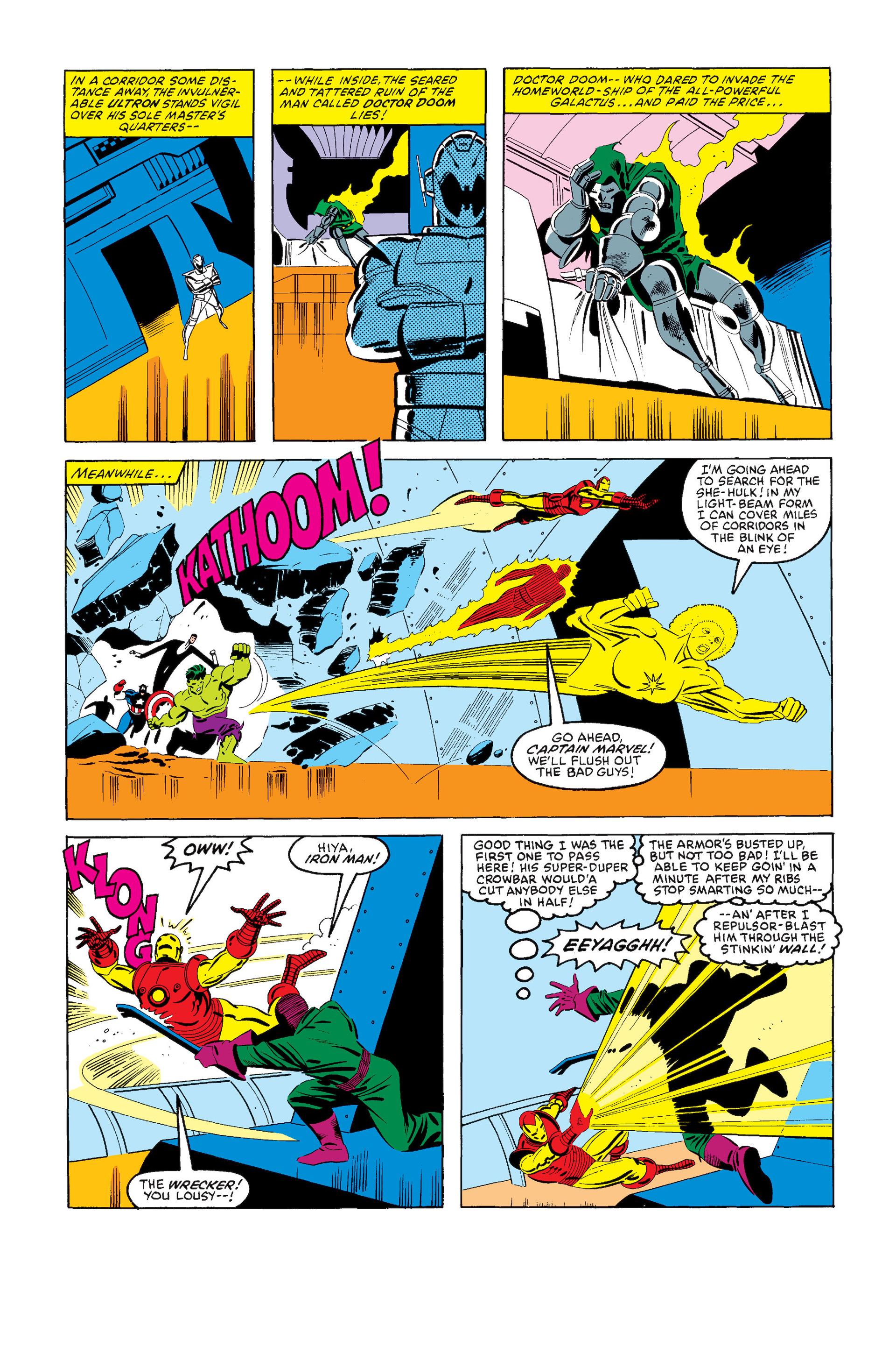 Read online Secret Wars (1985) comic -  Issue #8 - 6
