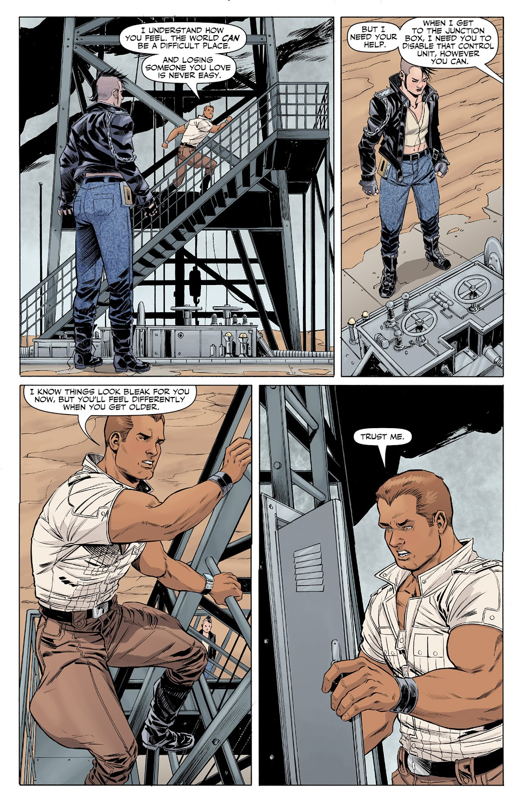 Doc Savage (2013) issue 4 - Page 20