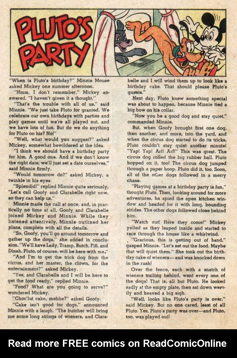 Walt Disney's Comics and Stories issue 215 - Page 24