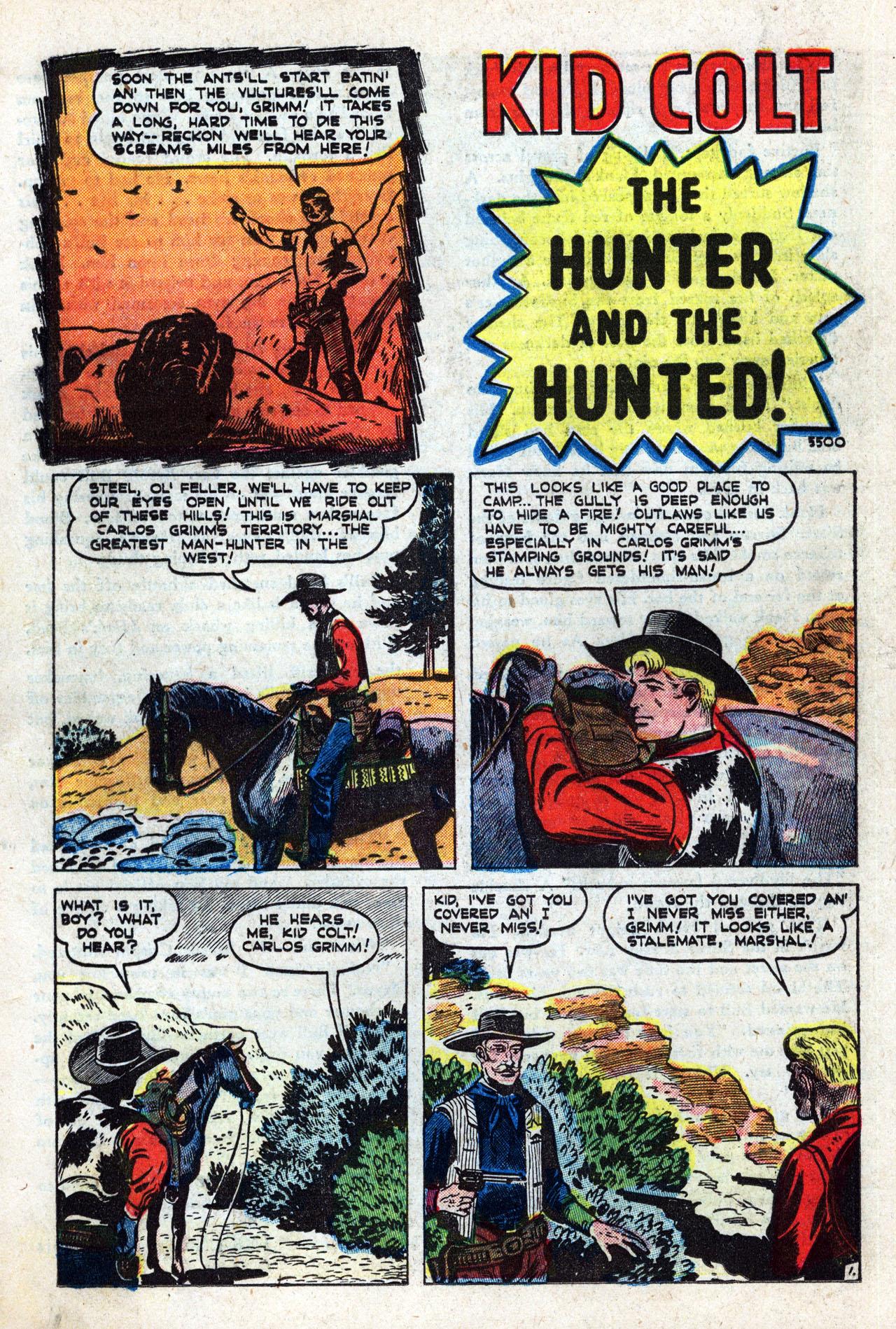 Read online Two-Gun Kid comic -  Issue #10 - 26