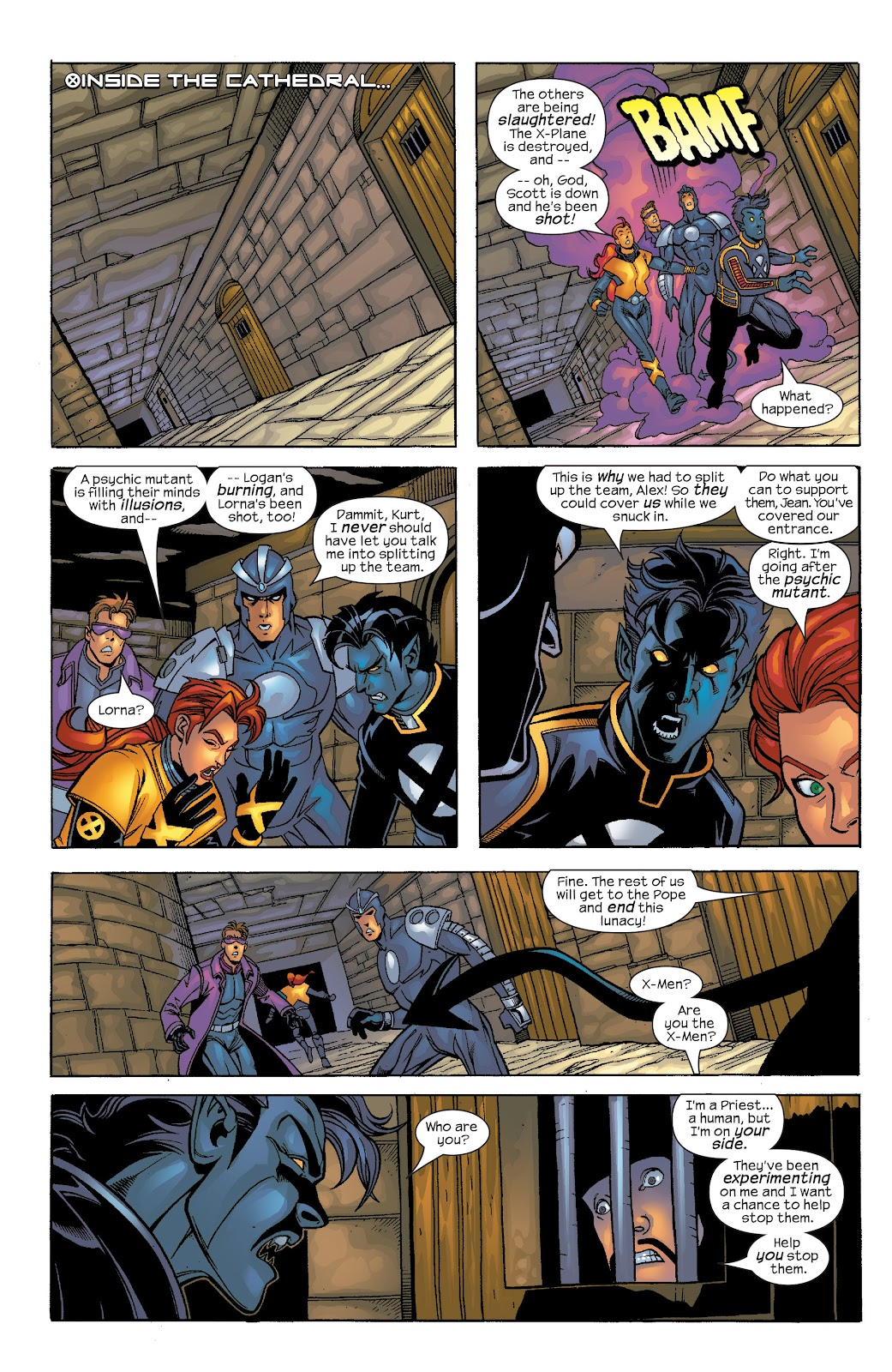 Read online X-Men: Unstoppable comic -  Issue # TPB (Part 4) - 106