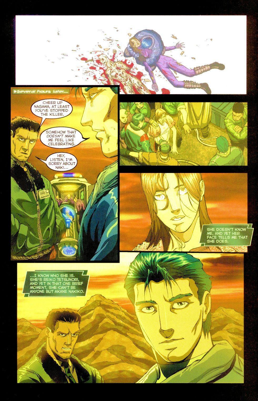 Darkminds (1998) Issue #8 #9 - English 26