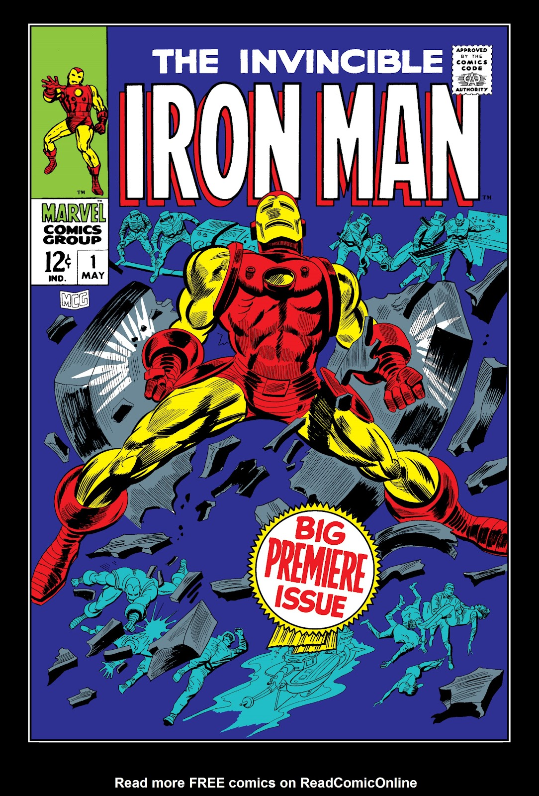 Read online Marvel Masterworks: The Invincible Iron Man comic -  Issue # TPB 4 (Part 3) - 24