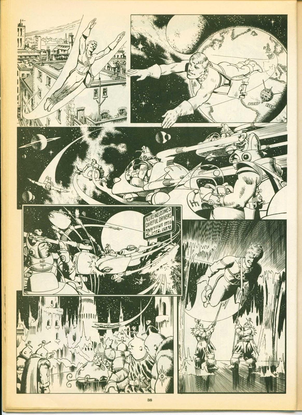 Warrior Issue #12 #13 - English 38