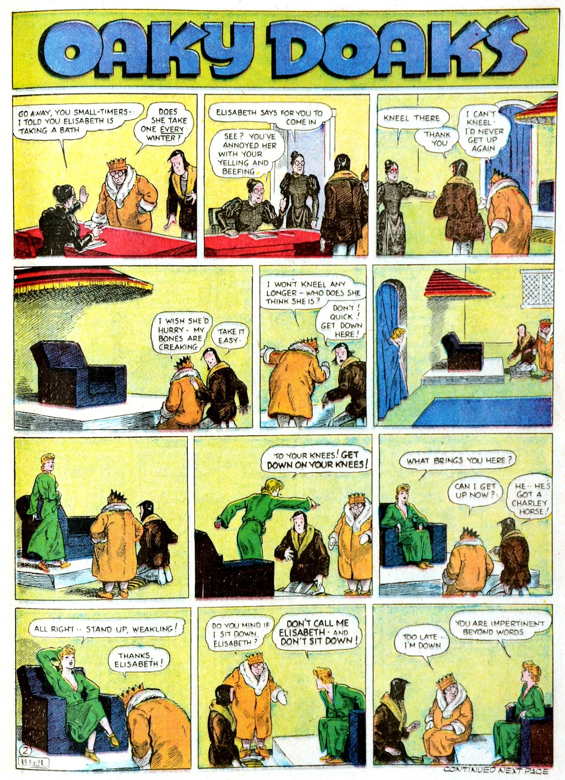 Read online Famous Funnies comic -  Issue #60 - 38