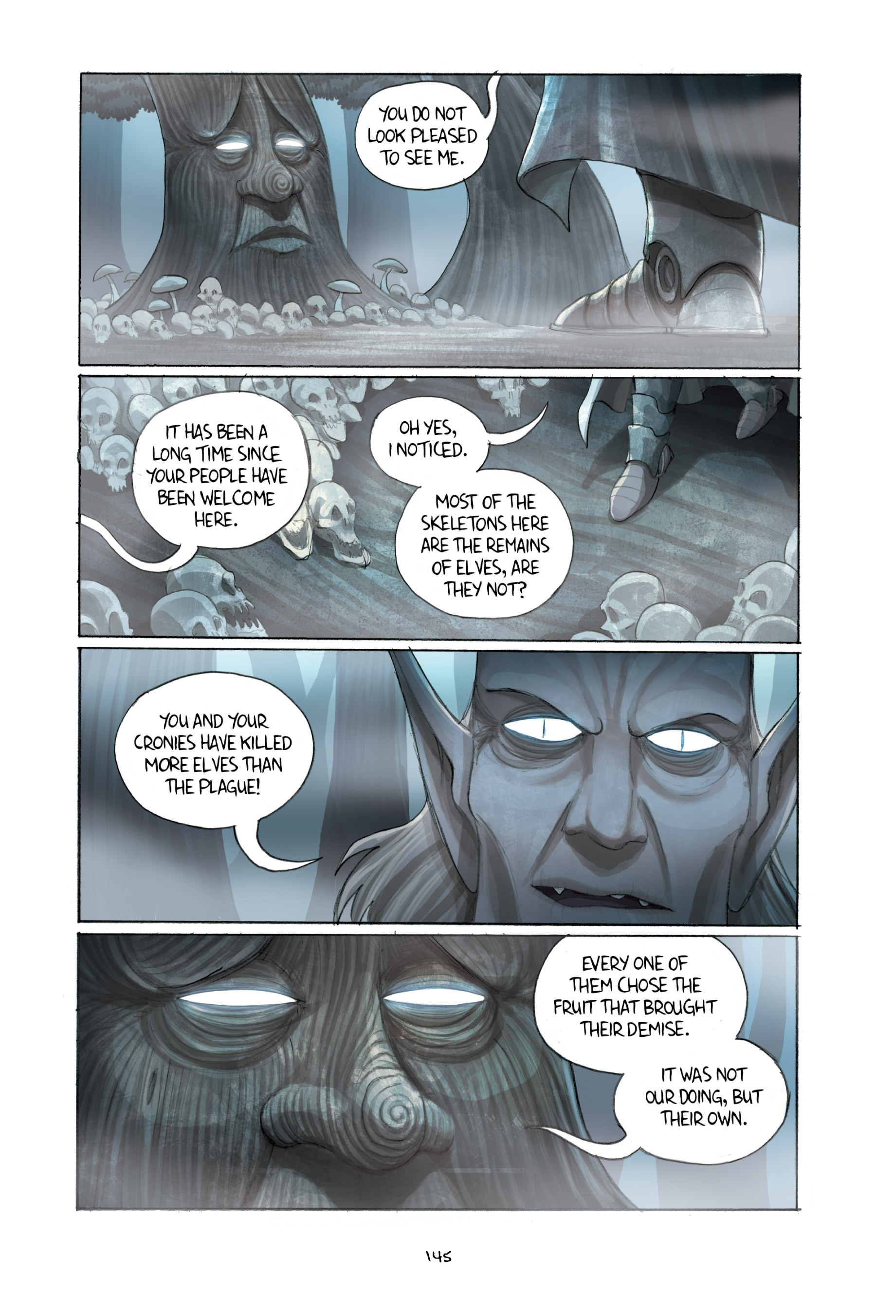 Read online Amulet comic -  Issue #2 - 144