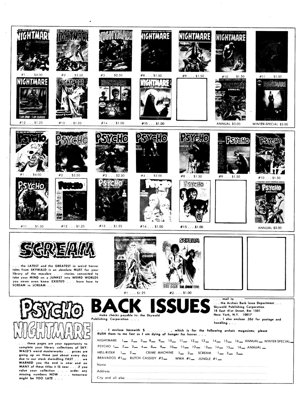 Scream (1973) issue 3 - Page 54