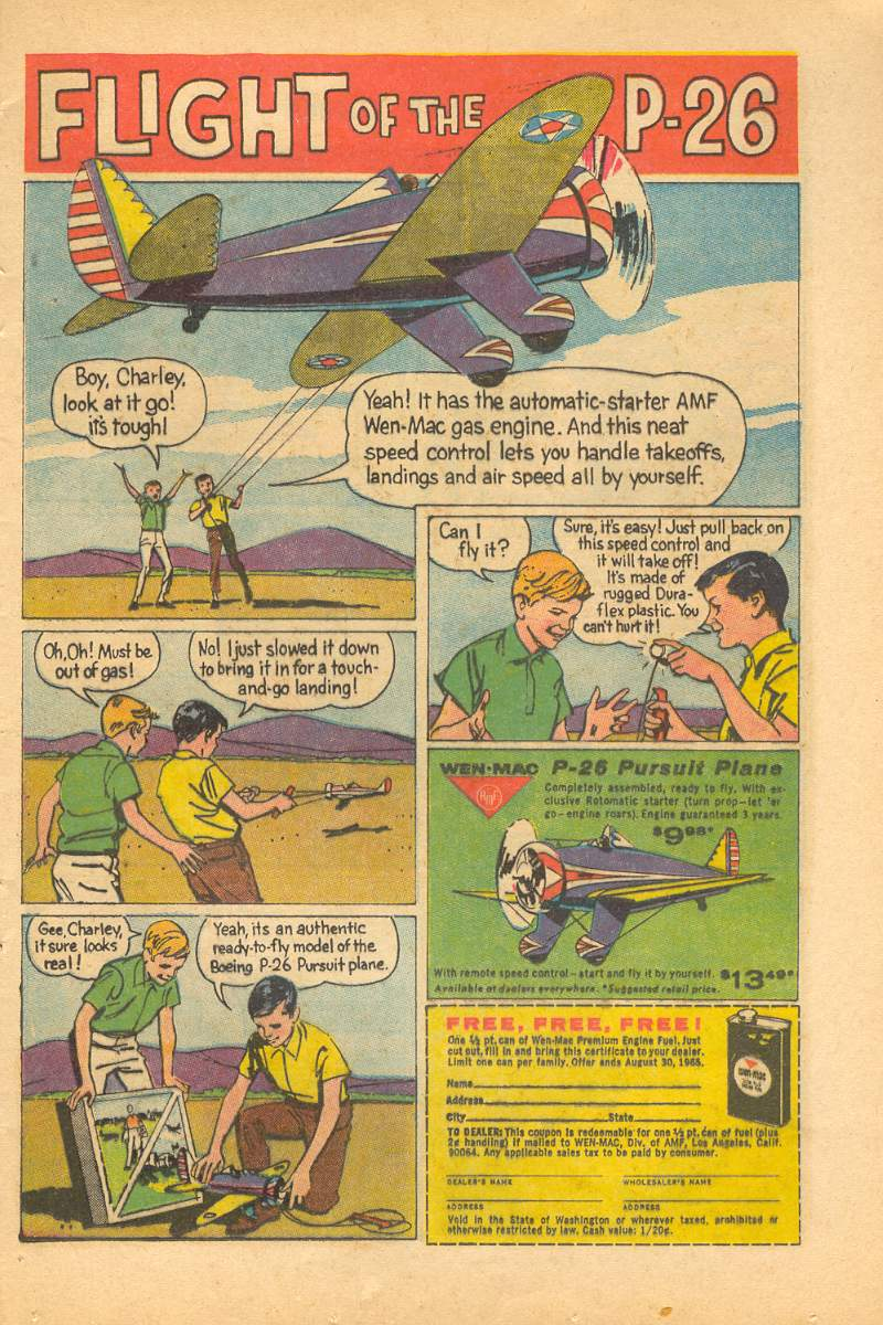Read online Adventure Comics (1938) comic -  Issue #335 - 9