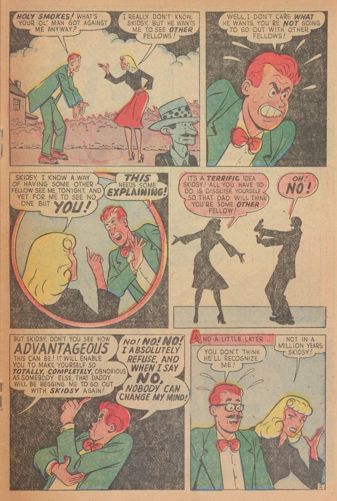 Read online Gay Comics comic -  Issue #38 - 21