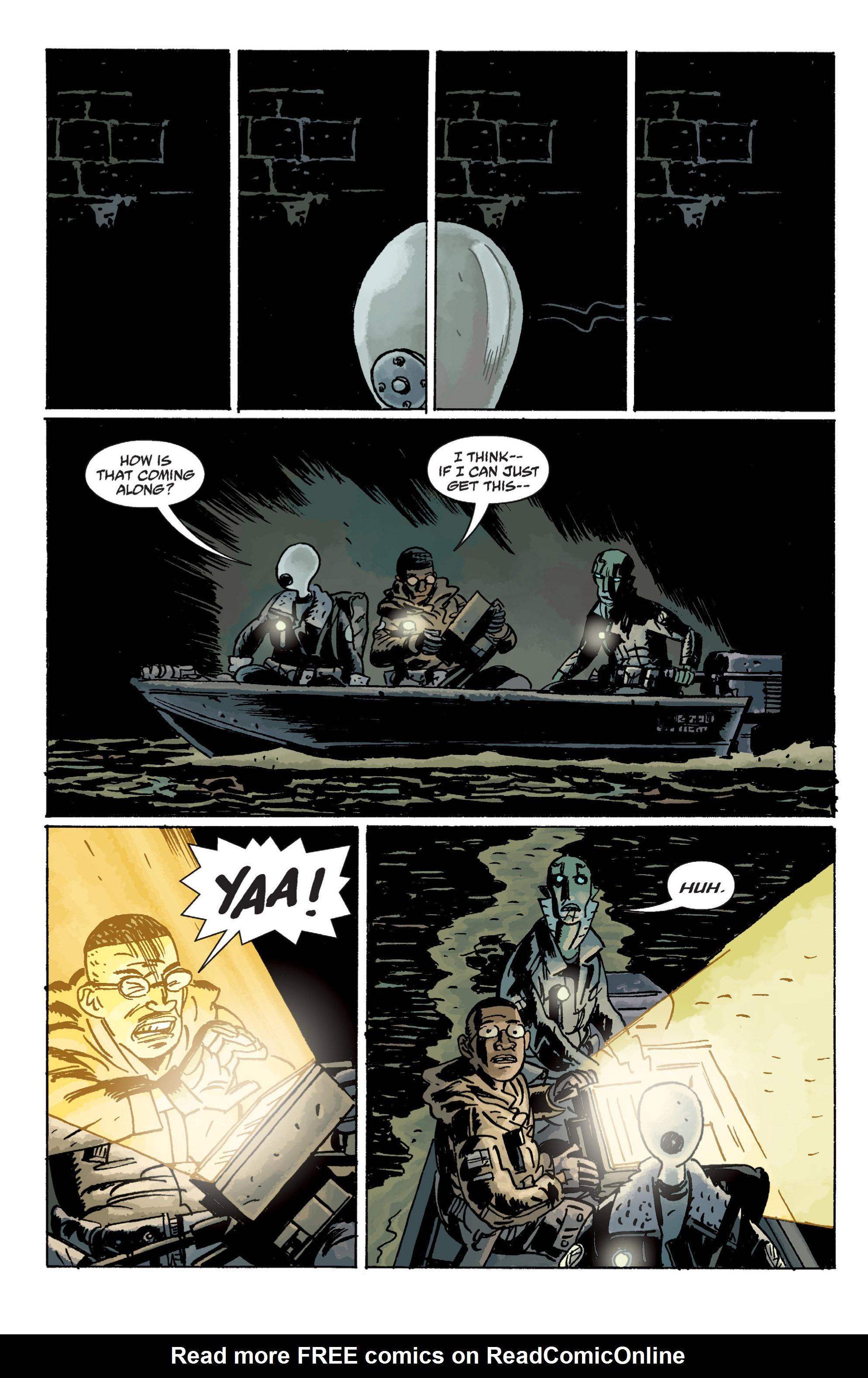 Read online B.P.R.D. (2003) comic -  Issue # TPB 11 - 9