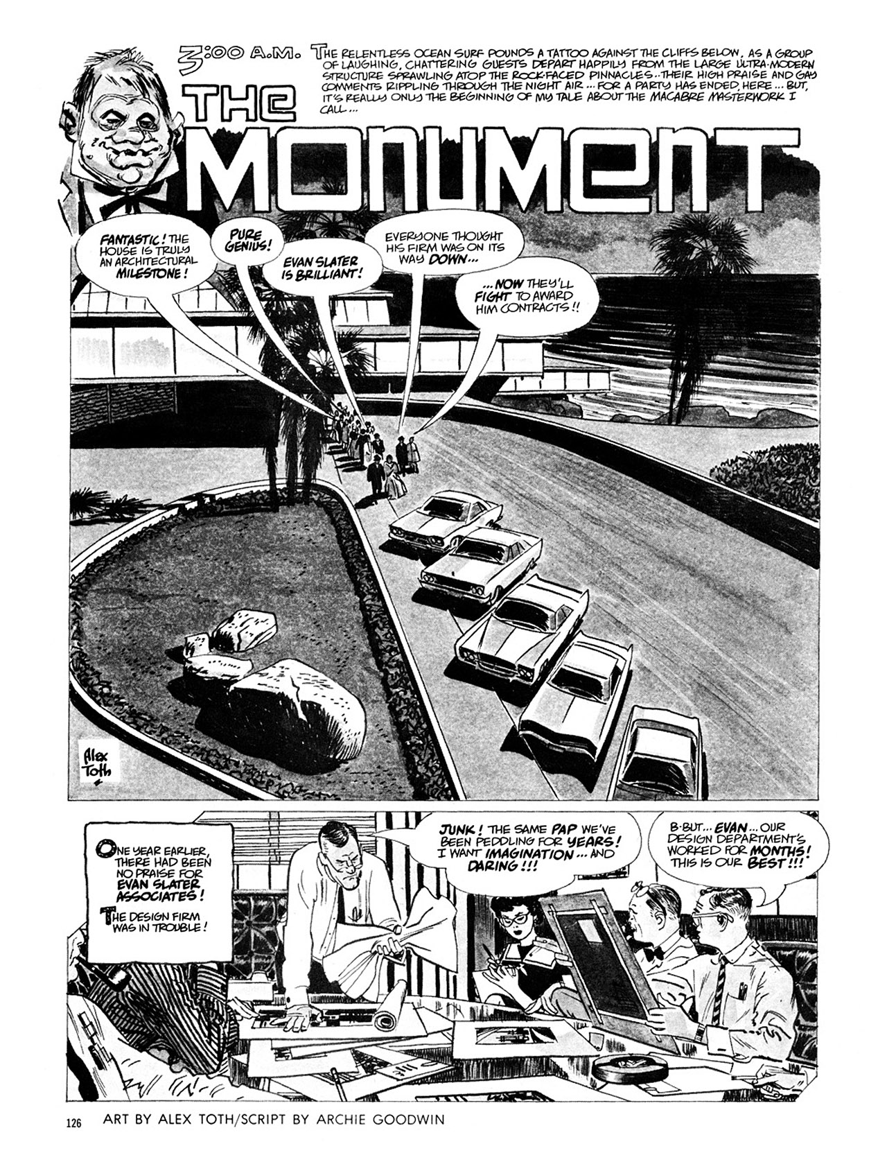 Read online Eerie Archives comic -  Issue # TPB 1 - 127