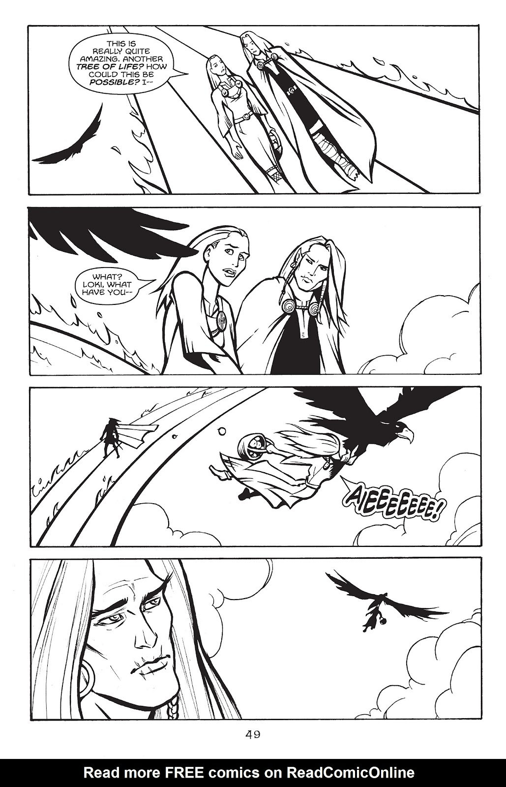 Read online Gods of Asgard comic -  Issue # TPB (Part 1) - 50