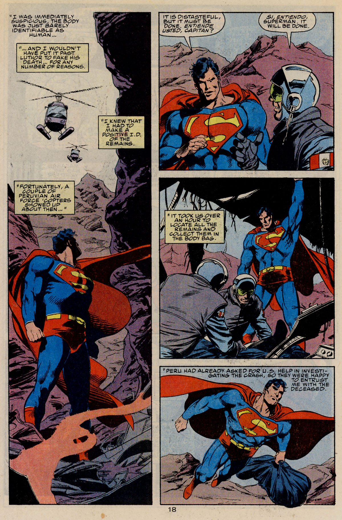 Read online Action Comics (1938) comic -  Issue #668 - 25