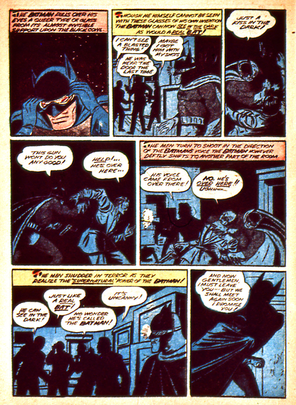 Read online Detective Comics (1937) comic -  Issue #37 - 9