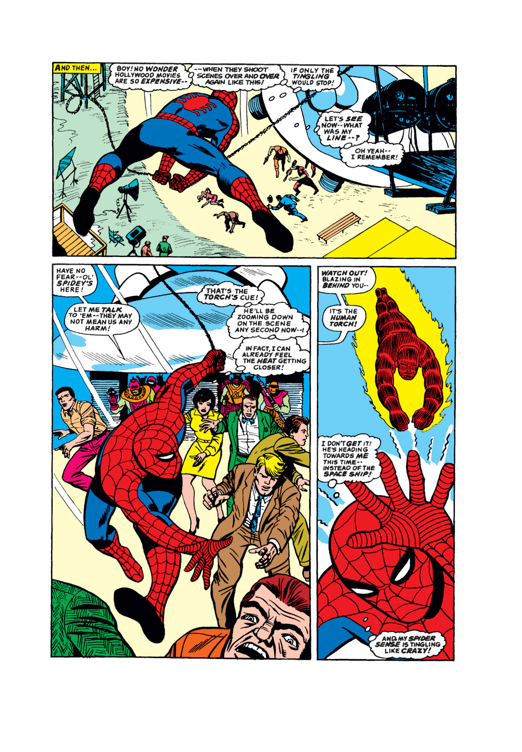 The Amazing Spider-Man (1963) _Annual_4 Page 14