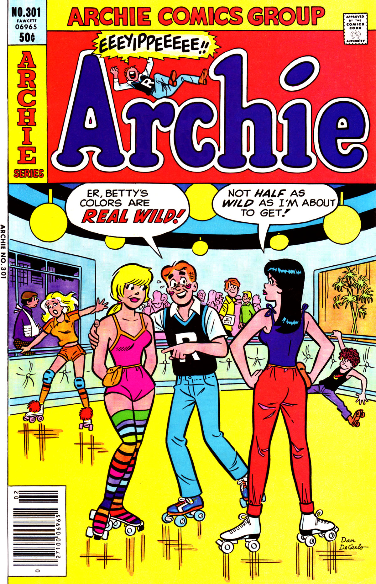 Read online Archie (1960) comic -  Issue #301 - 1