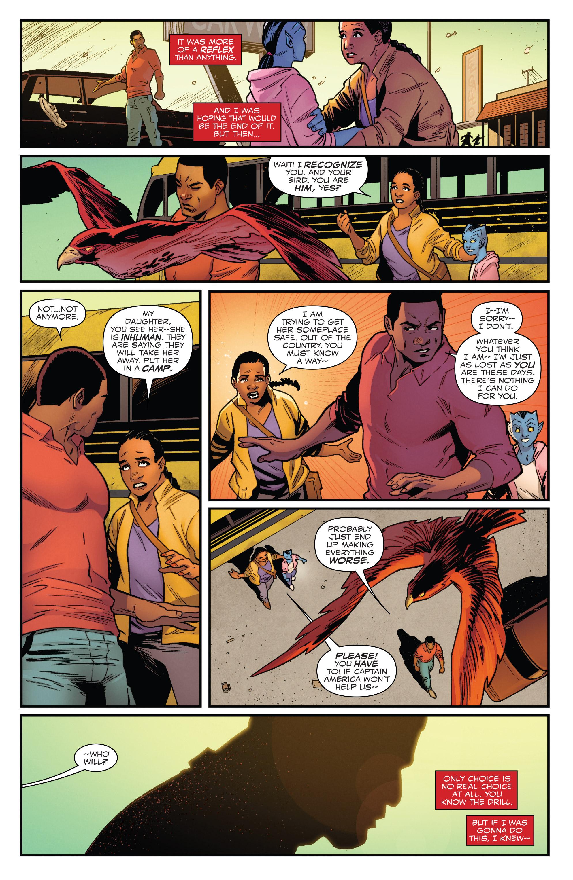 Read online Captain America: Sam Wilson comic -  Issue #22 - 14