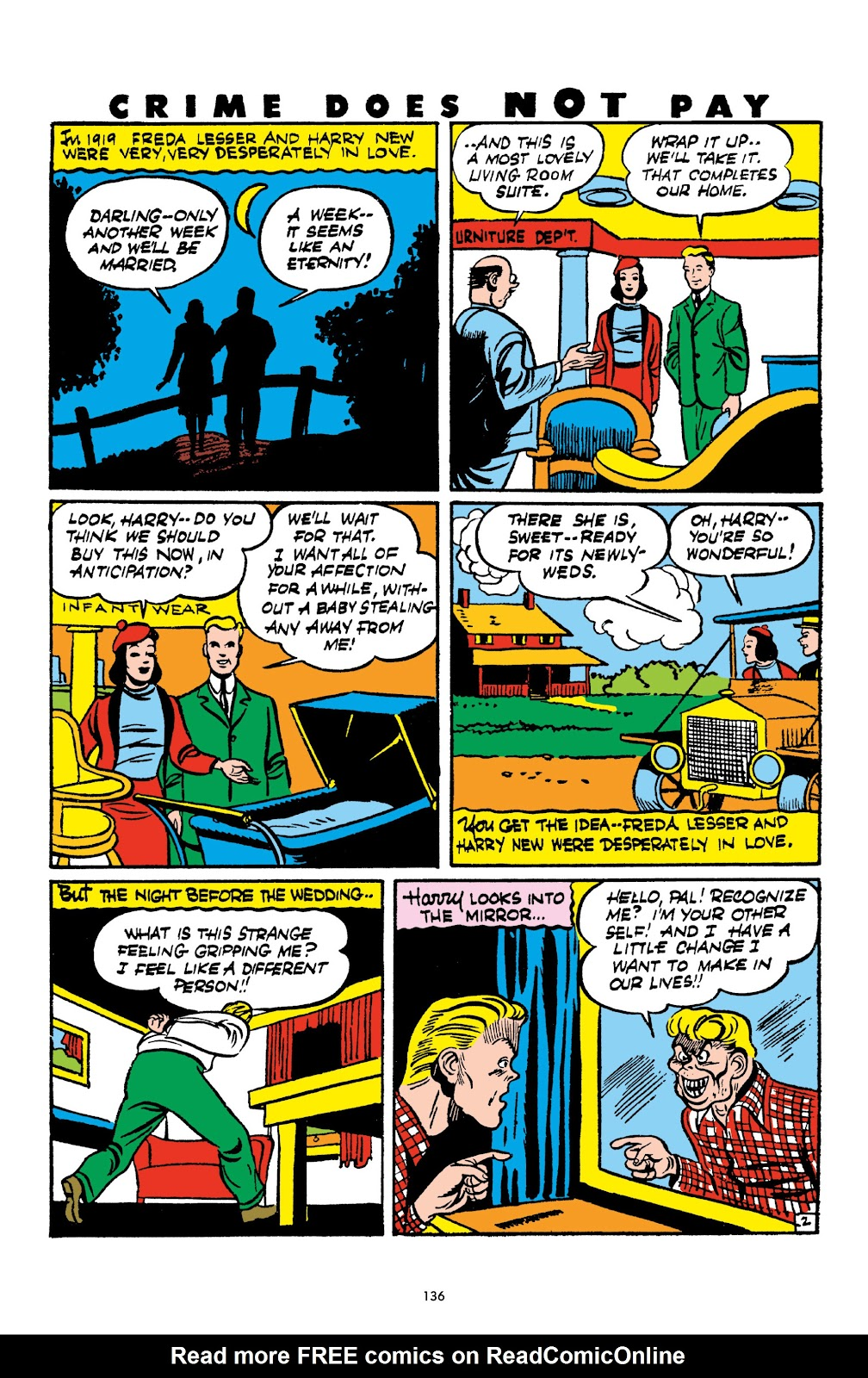 Read online Crime Does Not Pay Archives comic -  Issue # TPB 2 (Part 2) - 36