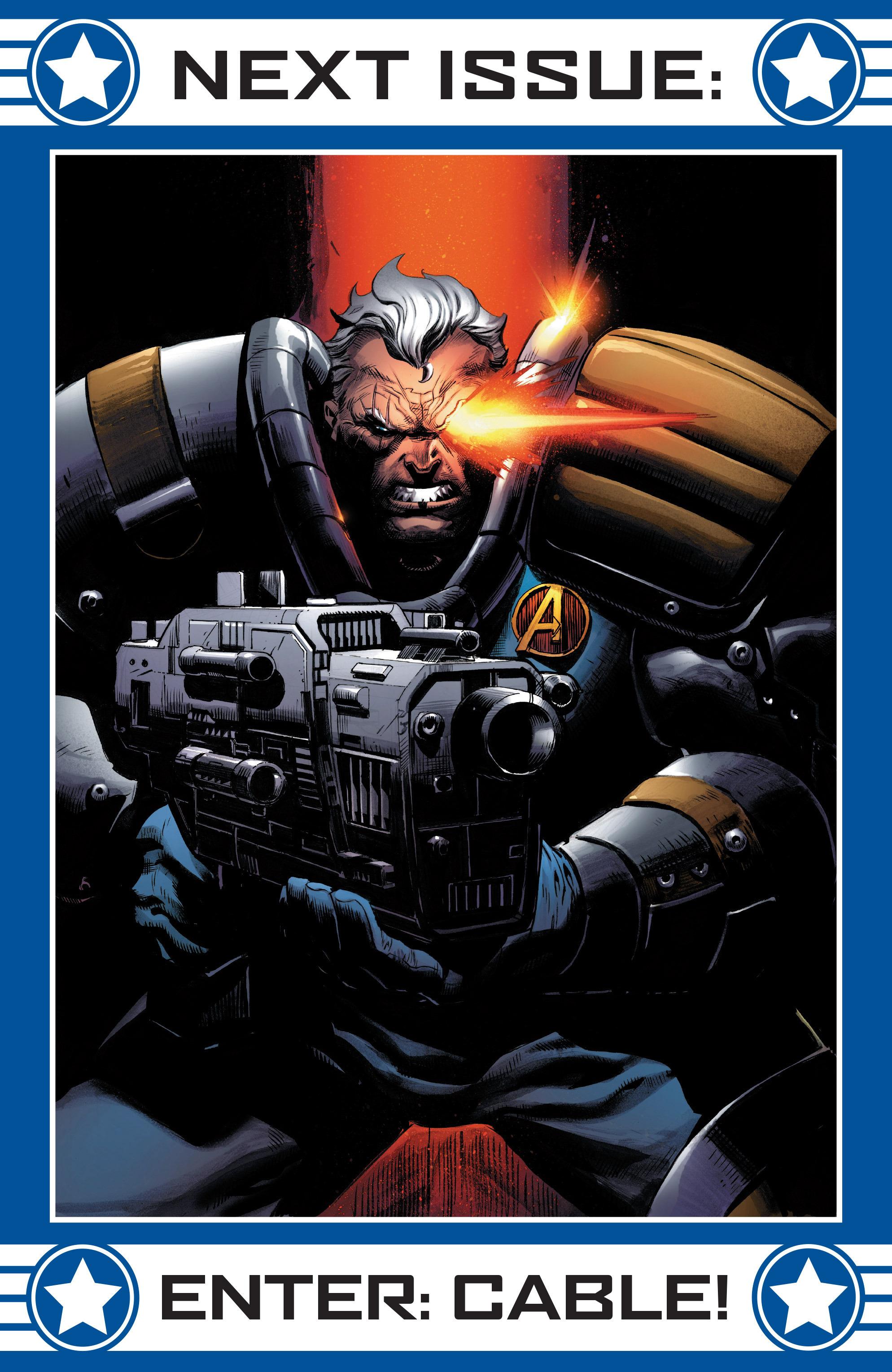 Read online Uncanny Avengers [II] comic -  Issue #2 - 23