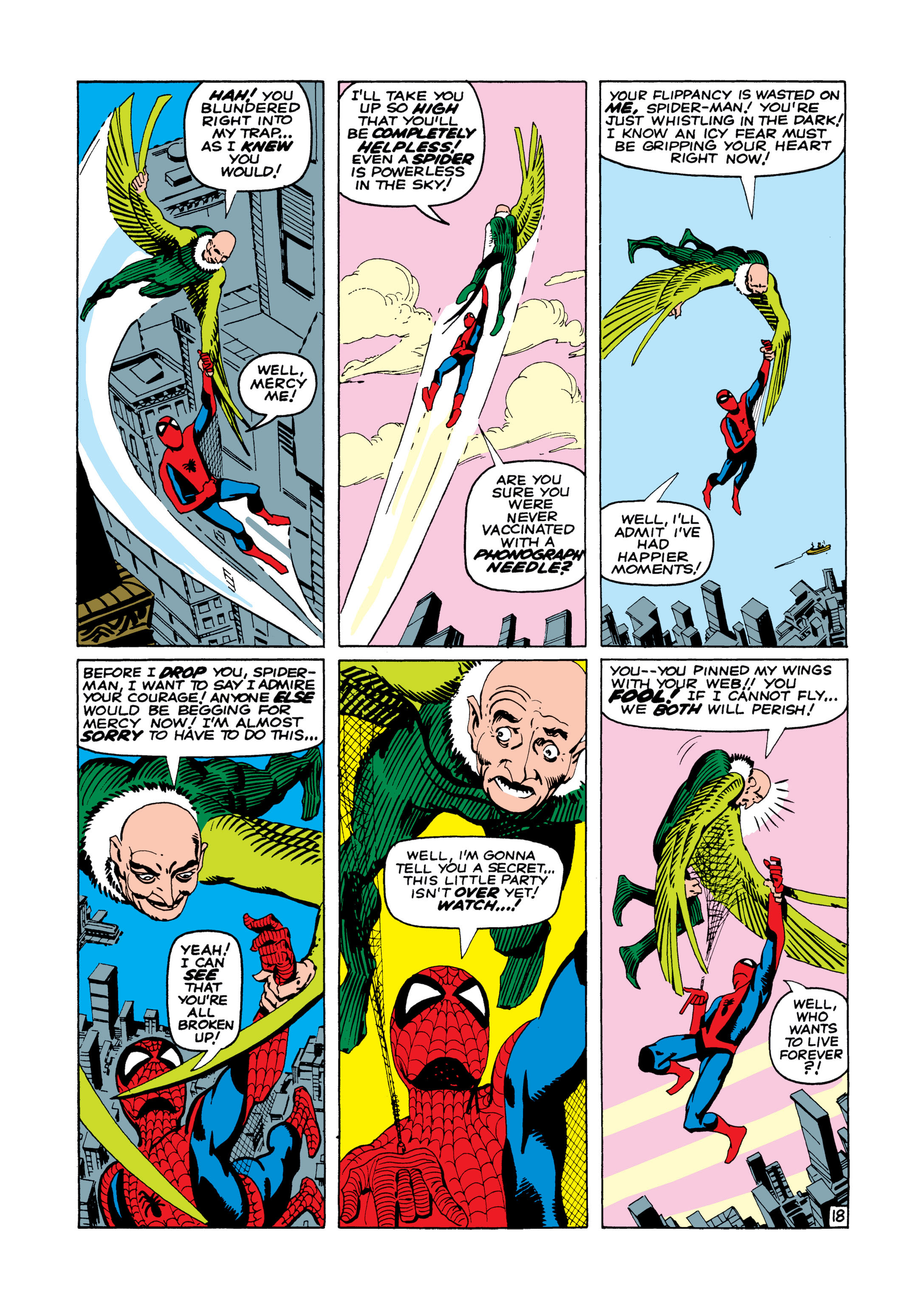 The Amazing Spider-Man (1963) 7 Page 18