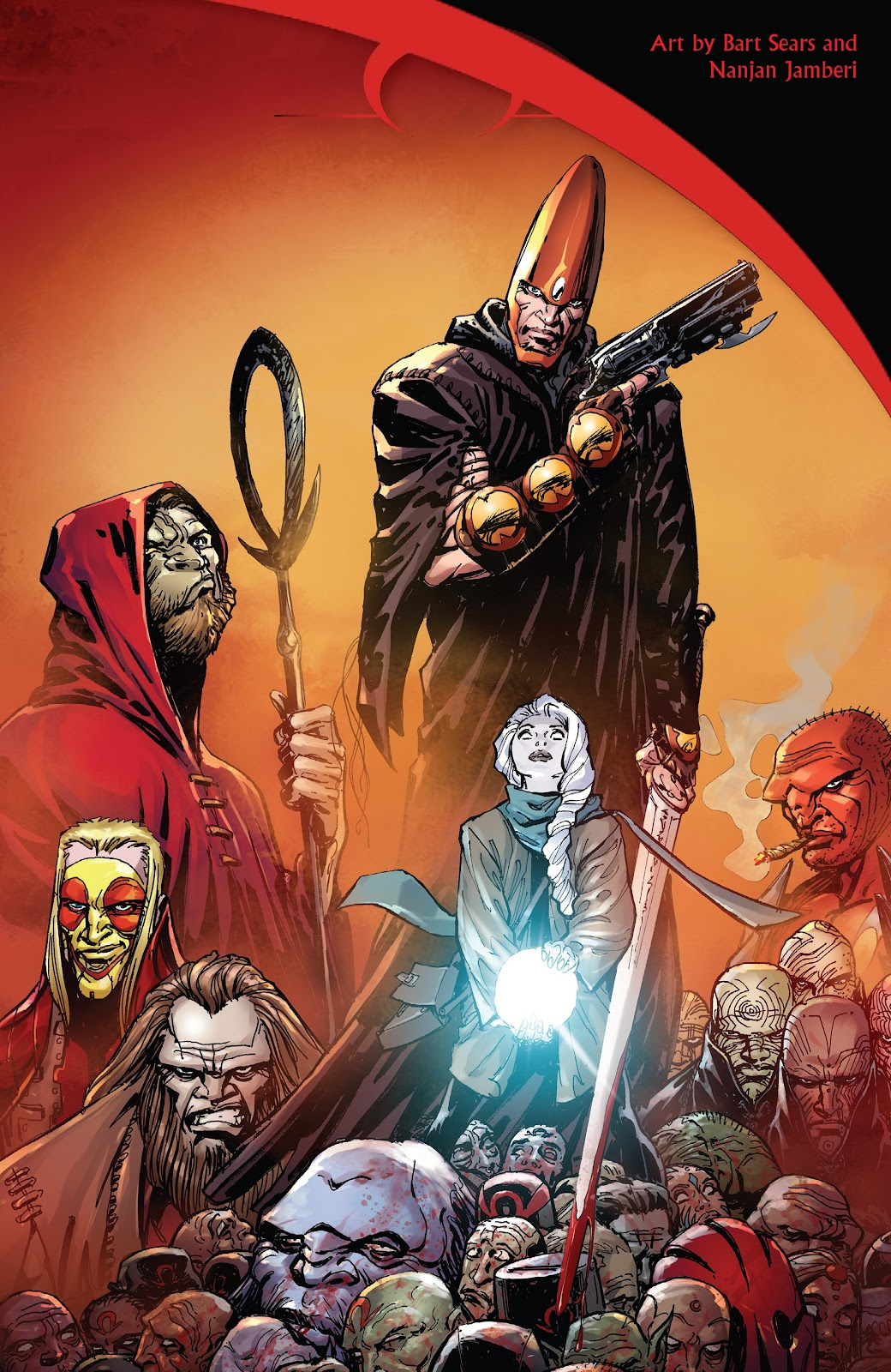 Read online Giantkillers One-Shot comic -  Issue # Full - 48