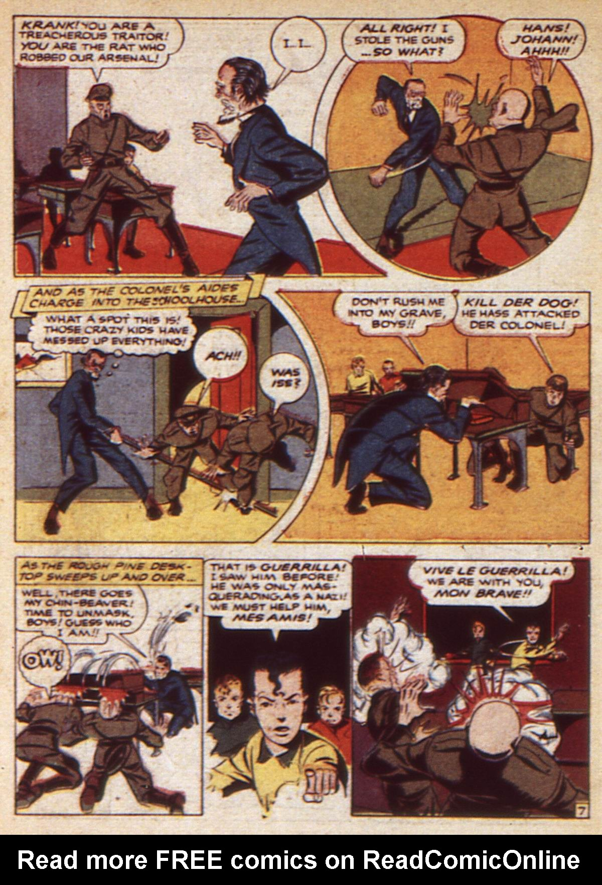 Read online Adventure Comics (1938) comic -  Issue #85 - 64