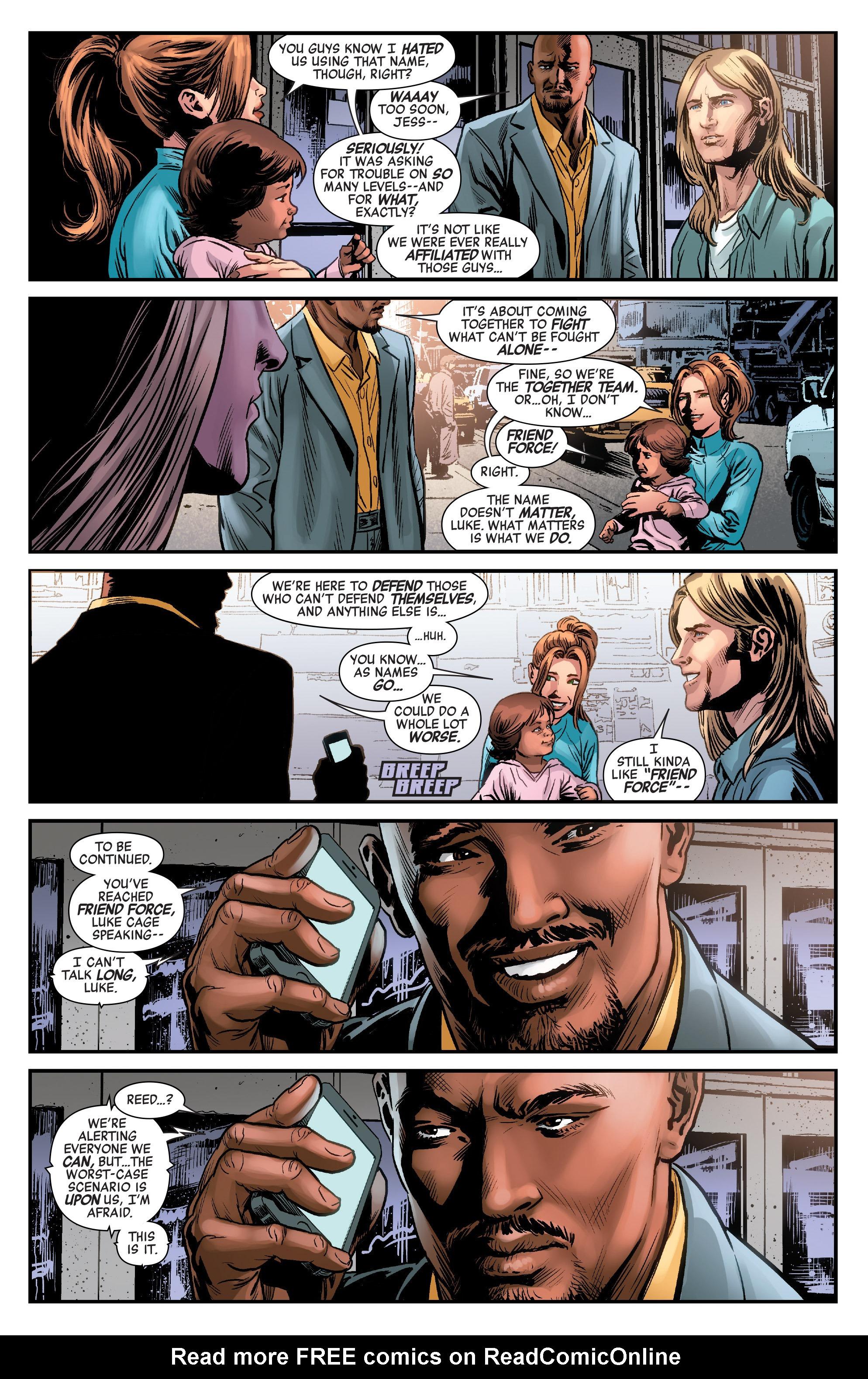 Read online Secret Wars: Last Days of the Marvel Universe comic -  Issue # TPB (Part 1) - 31