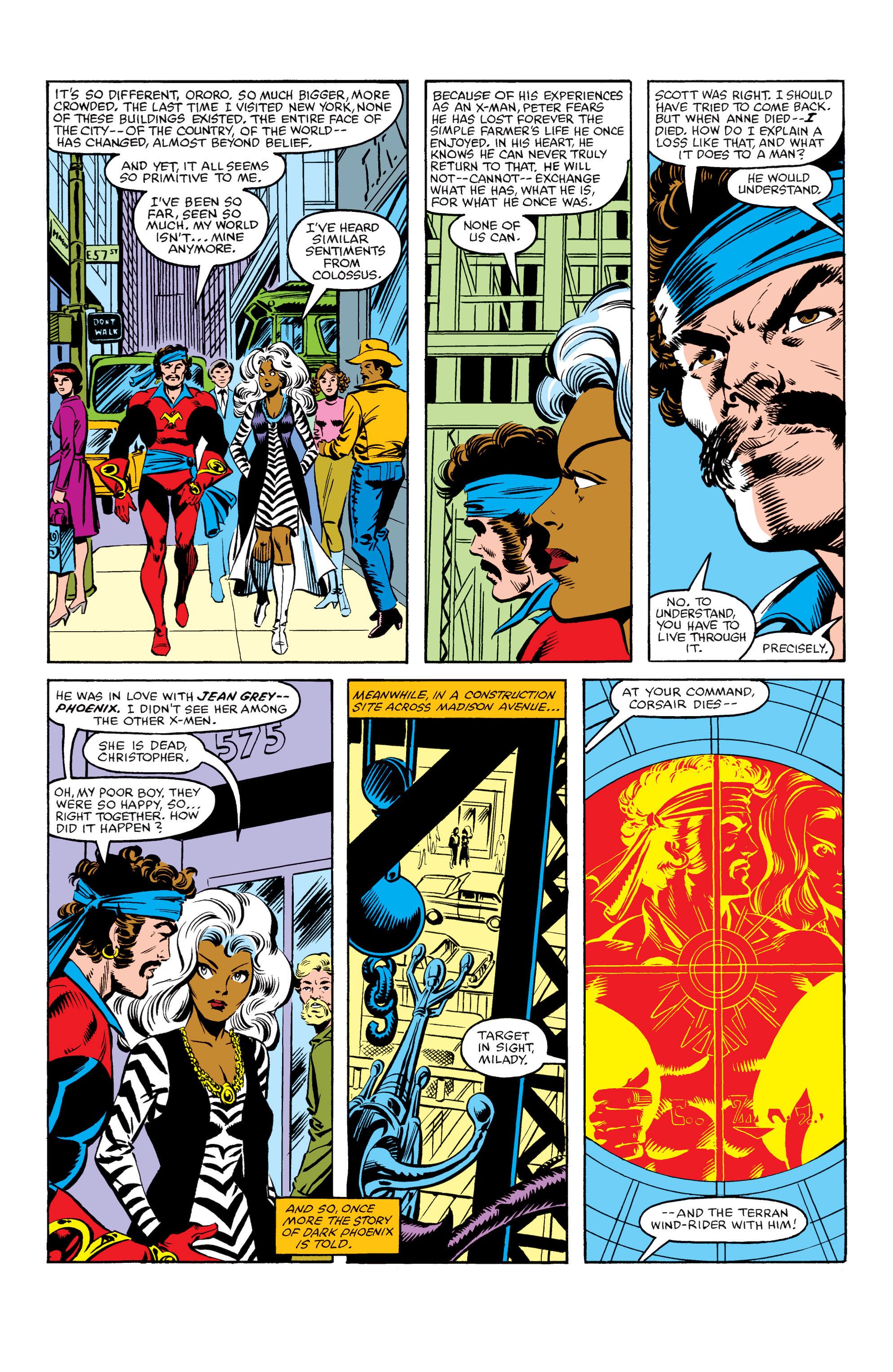 Read online Uncanny X-Men (1963) comic -  Issue #155 - 11
