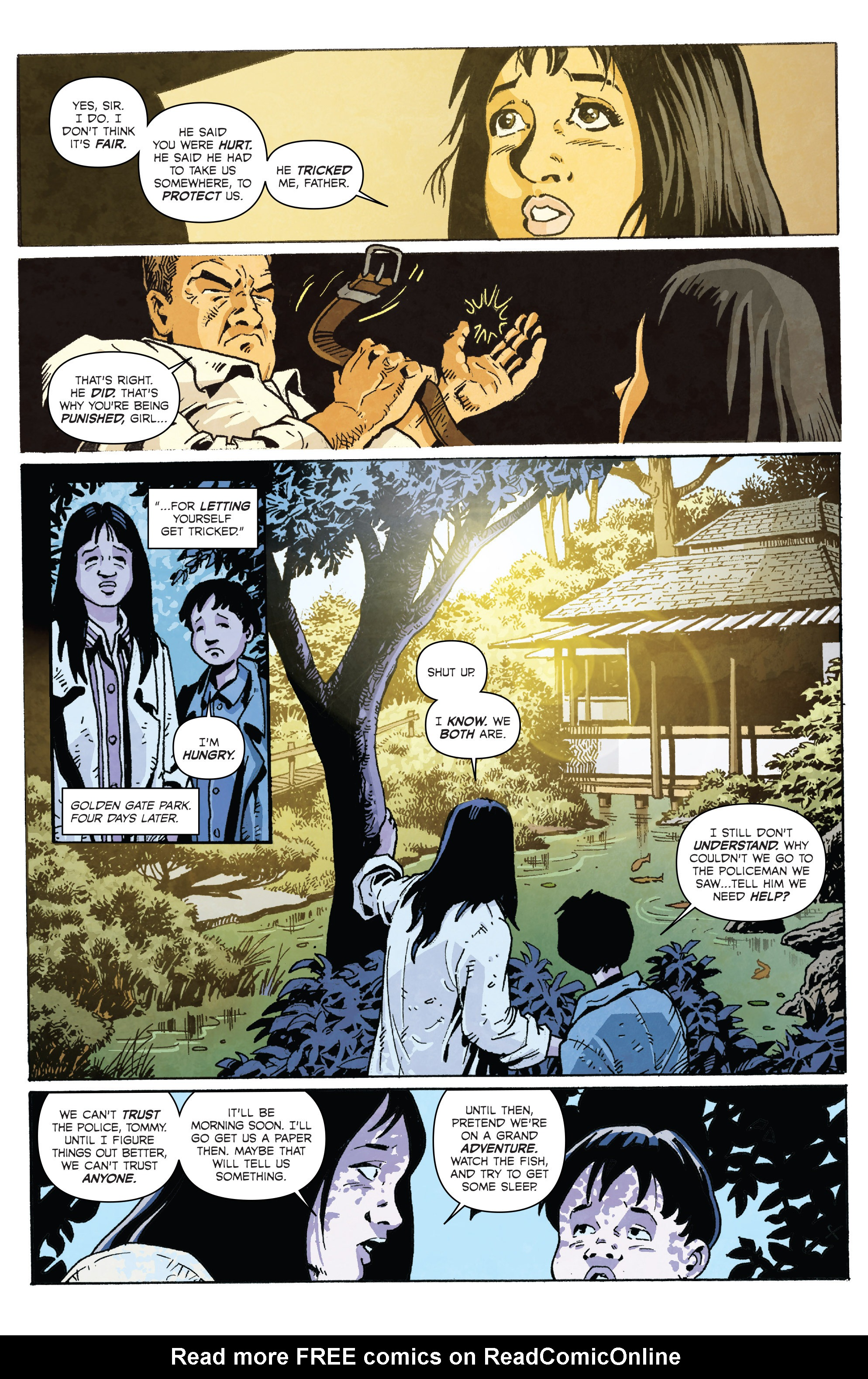 Read online Seduction of the Innocent (2015) comic -  Issue #2 - 4