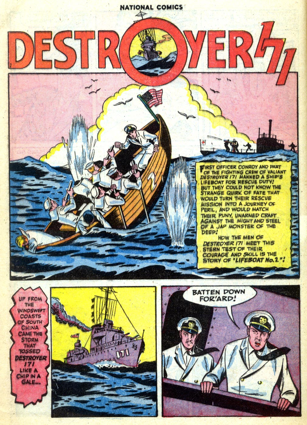 National Comics (1940) issue 47 - Page 52