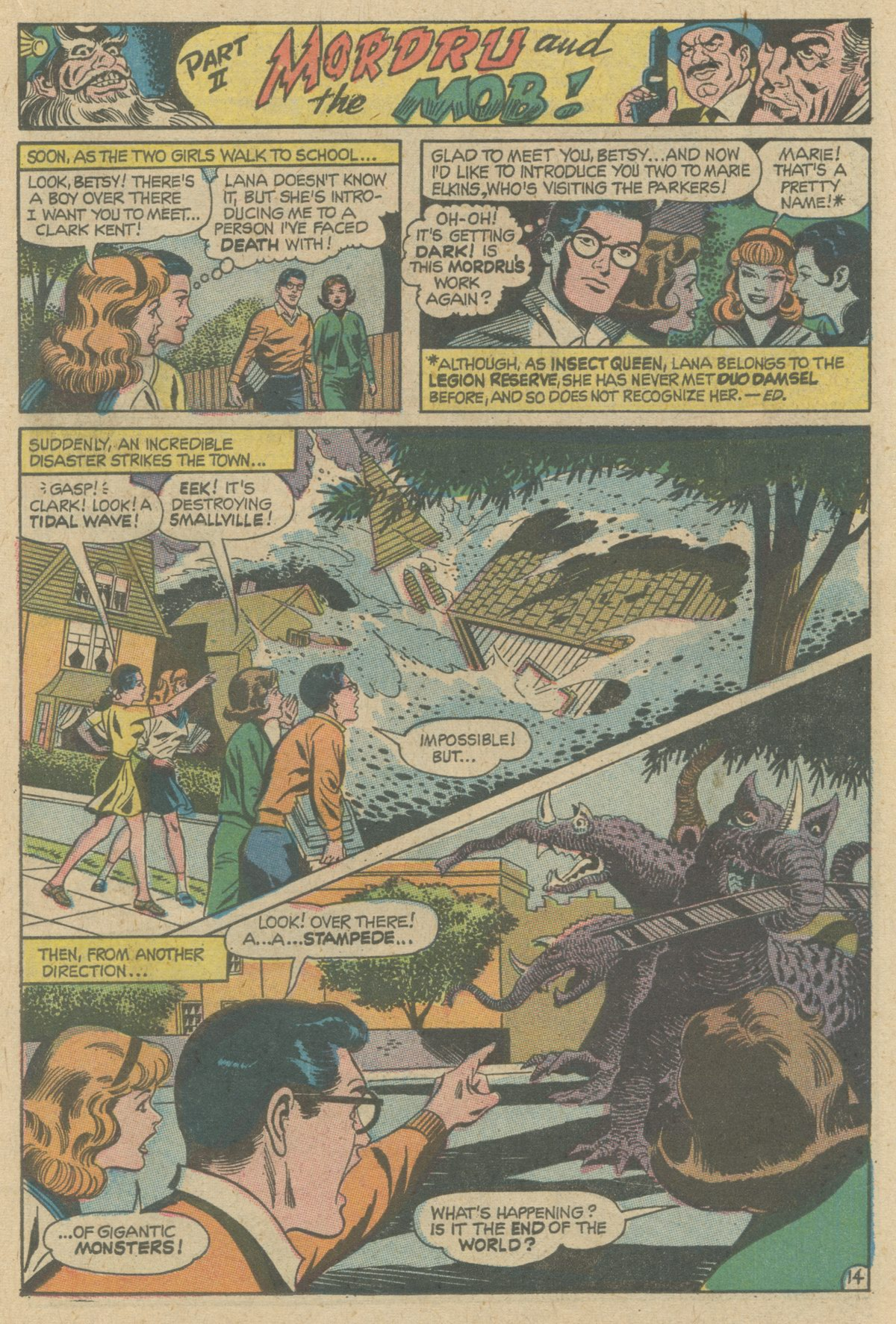Read online Adventure Comics (1938) comic -  Issue #369 - 19