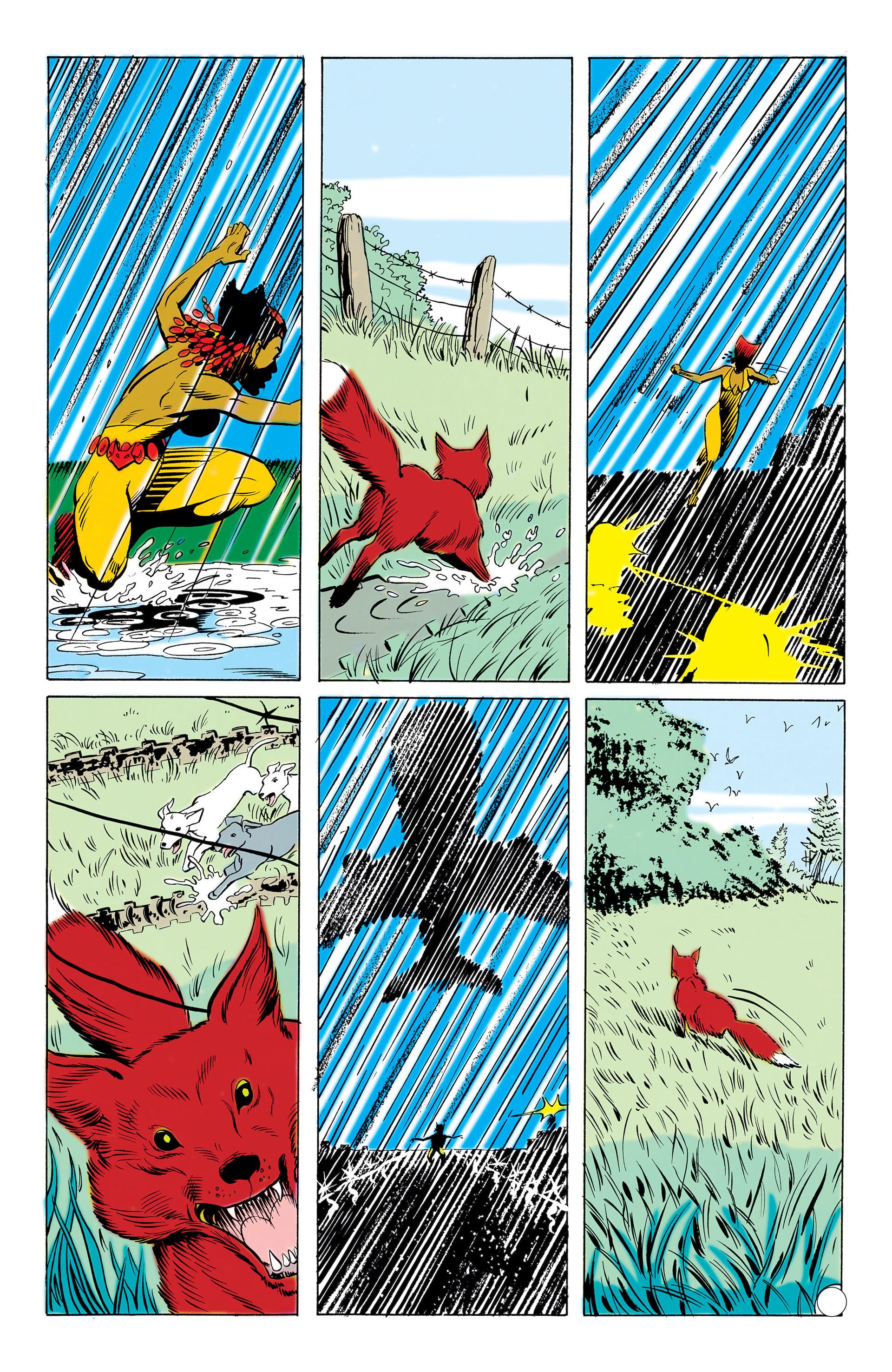 Read online Animal Man (1988) comic -  Issue #10 - 23