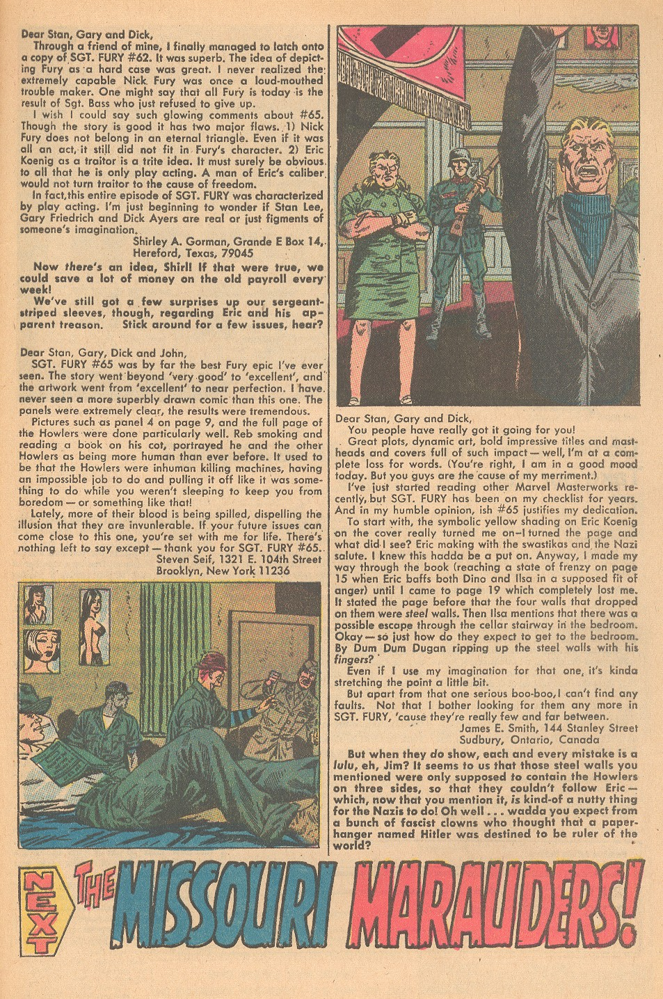 Read online Sgt. Fury comic -  Issue #69 - 33
