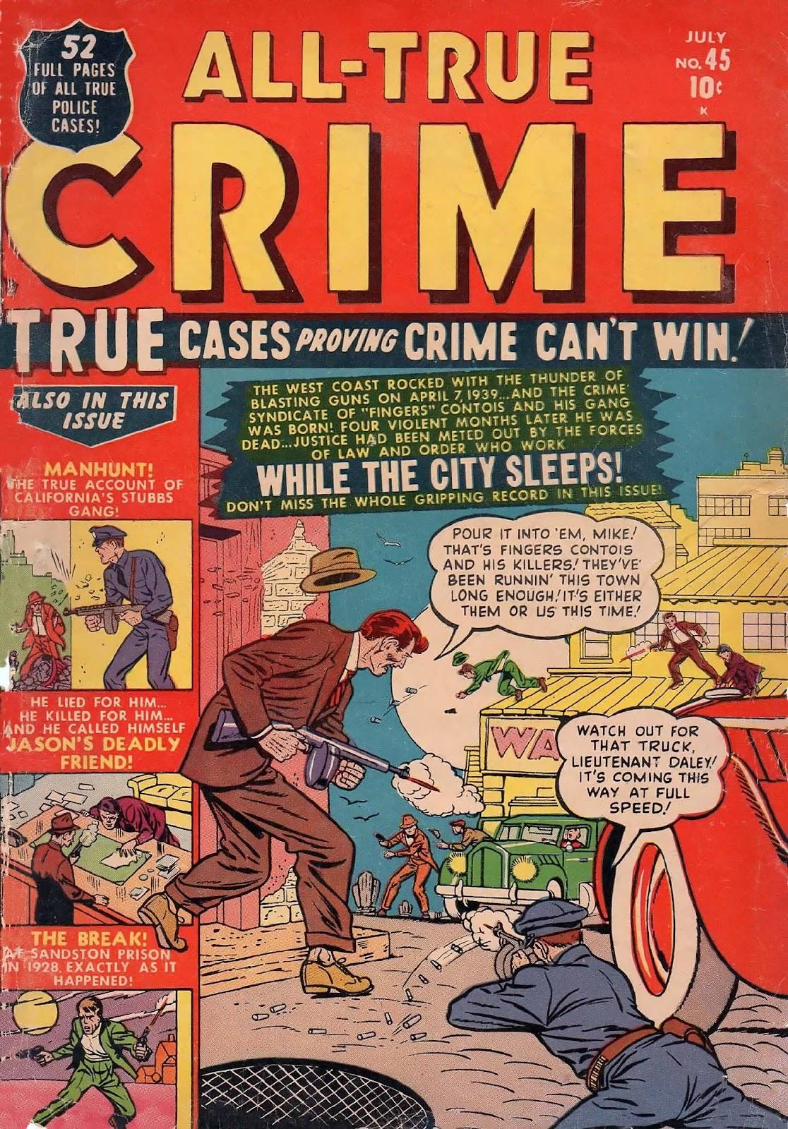 All-True Crime 45 Page 1