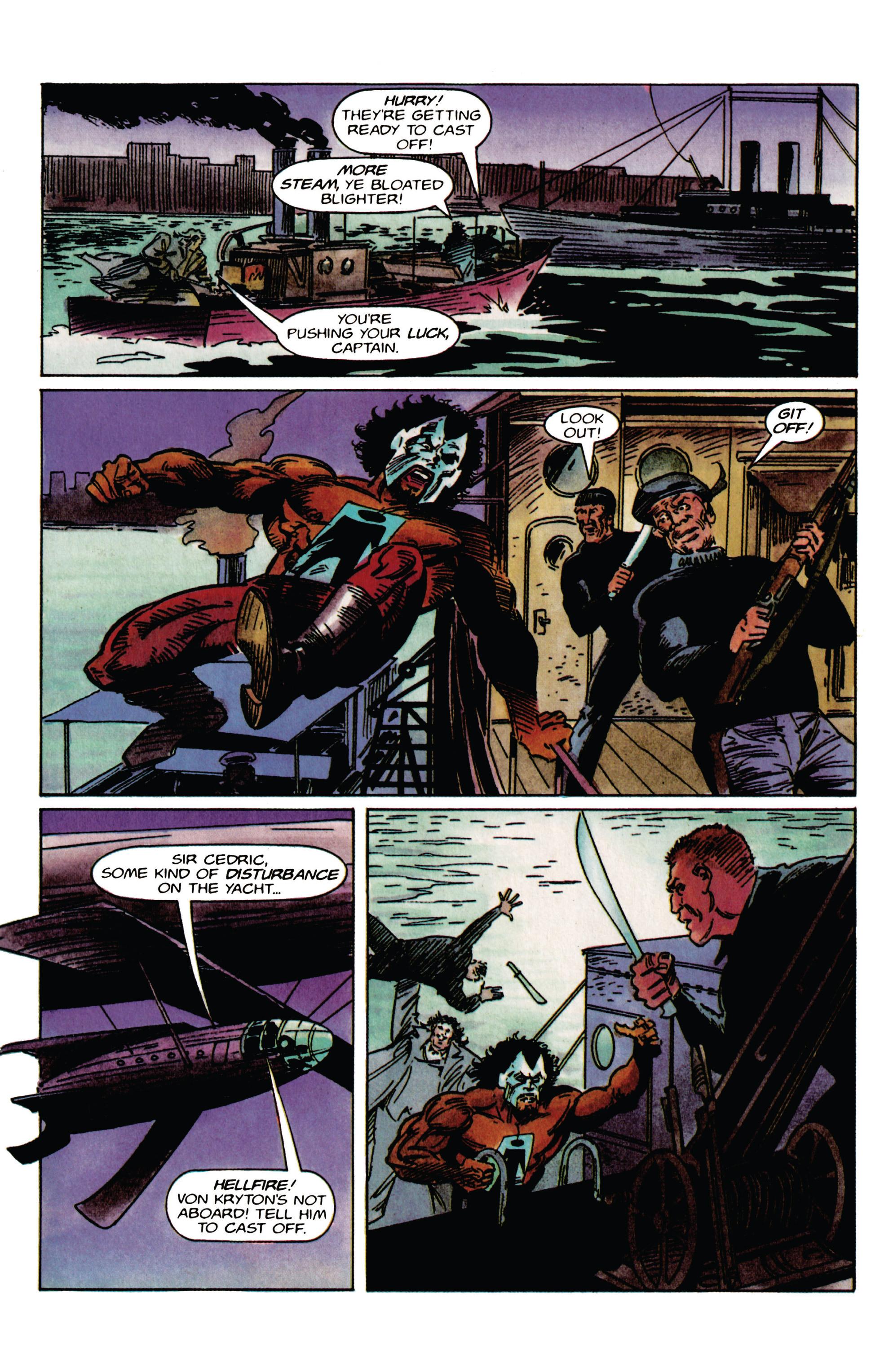 Read online Shadowman (1992) comic -  Issue # _TPB 1 - 31