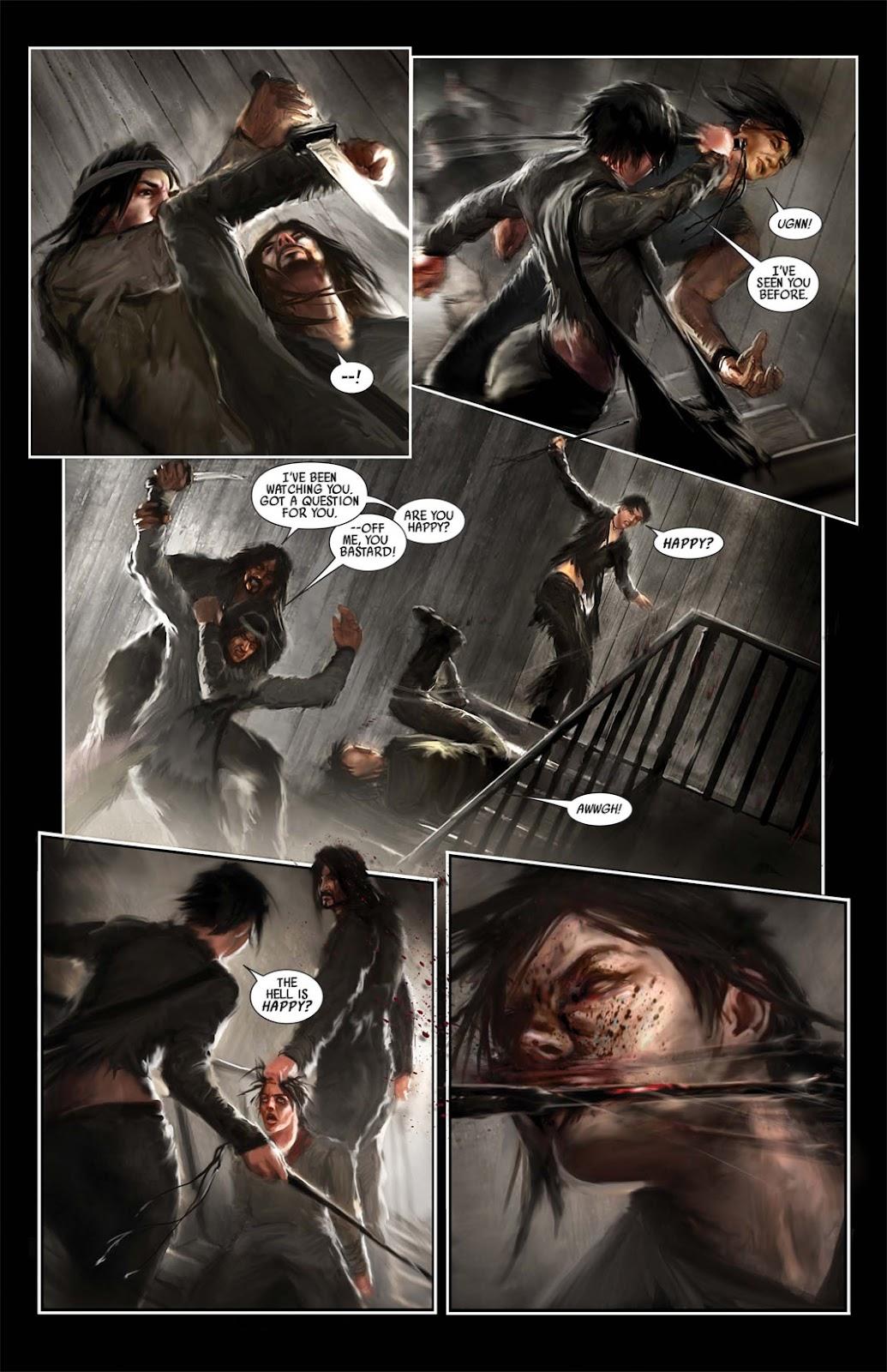 Read online After Dark comic -  Issue #1 - 20