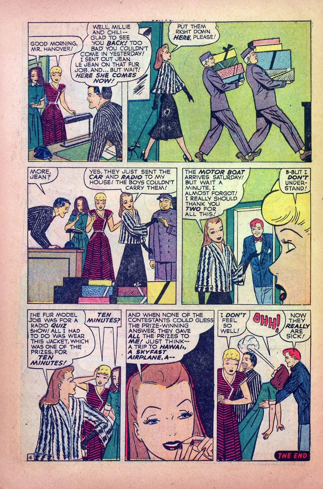 Read online Joker Comics comic -  Issue #36 - 6