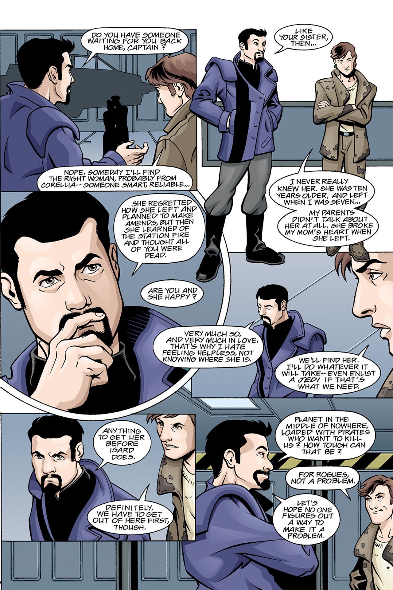 Read online Star Wars Omnibus comic -  Issue # Vol. 3 - 254