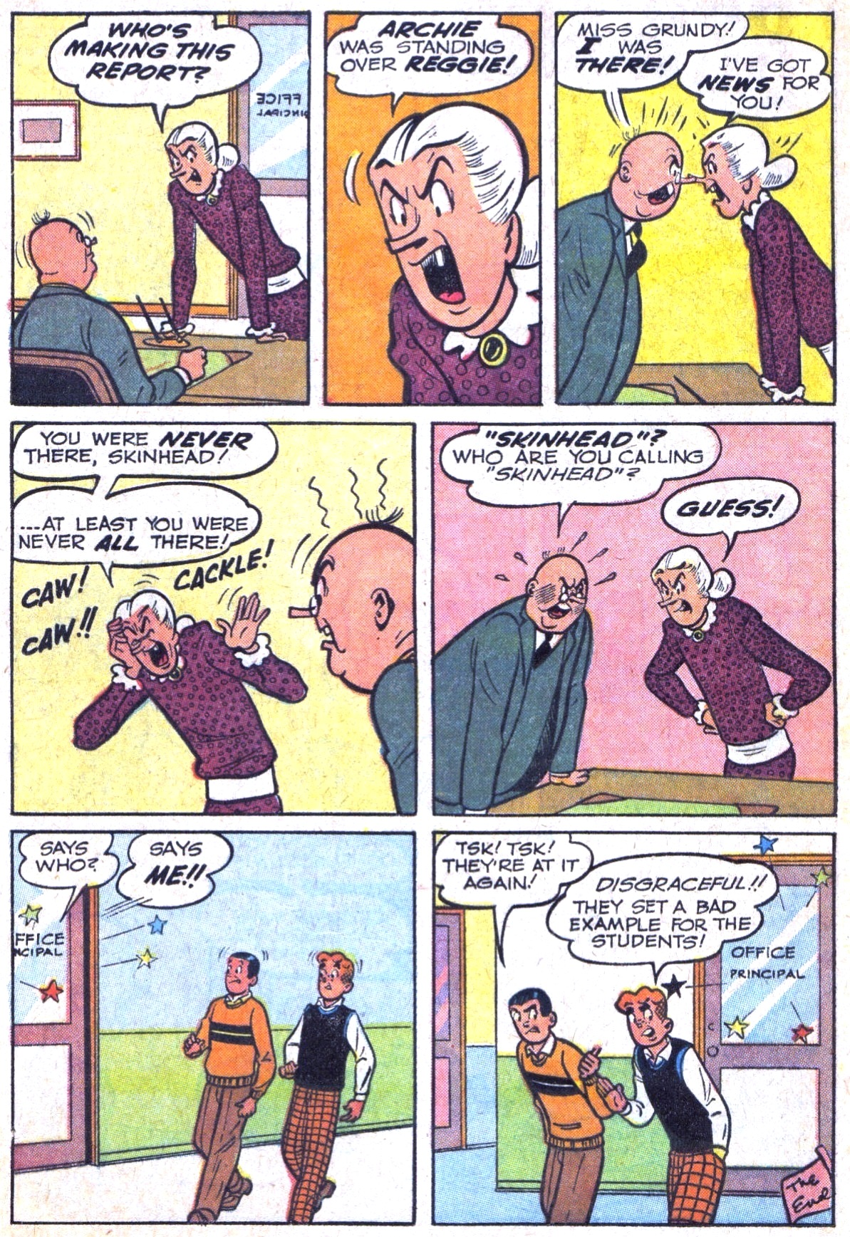 Read online Archie (1960) comic -  Issue #125 - 24