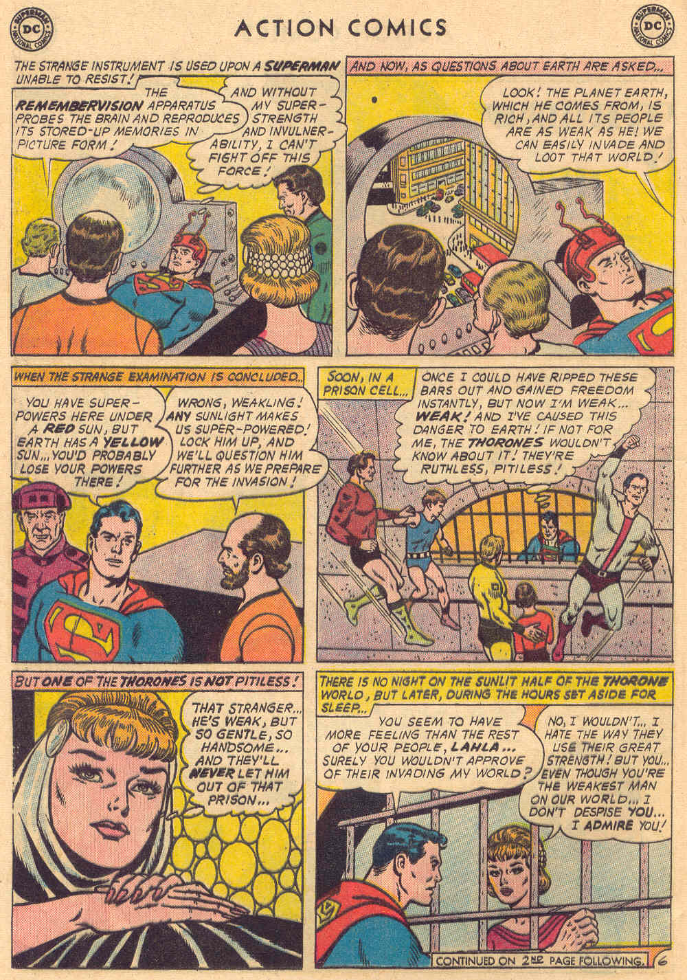 Read online Action Comics (1938) comic -  Issue #321 - 8