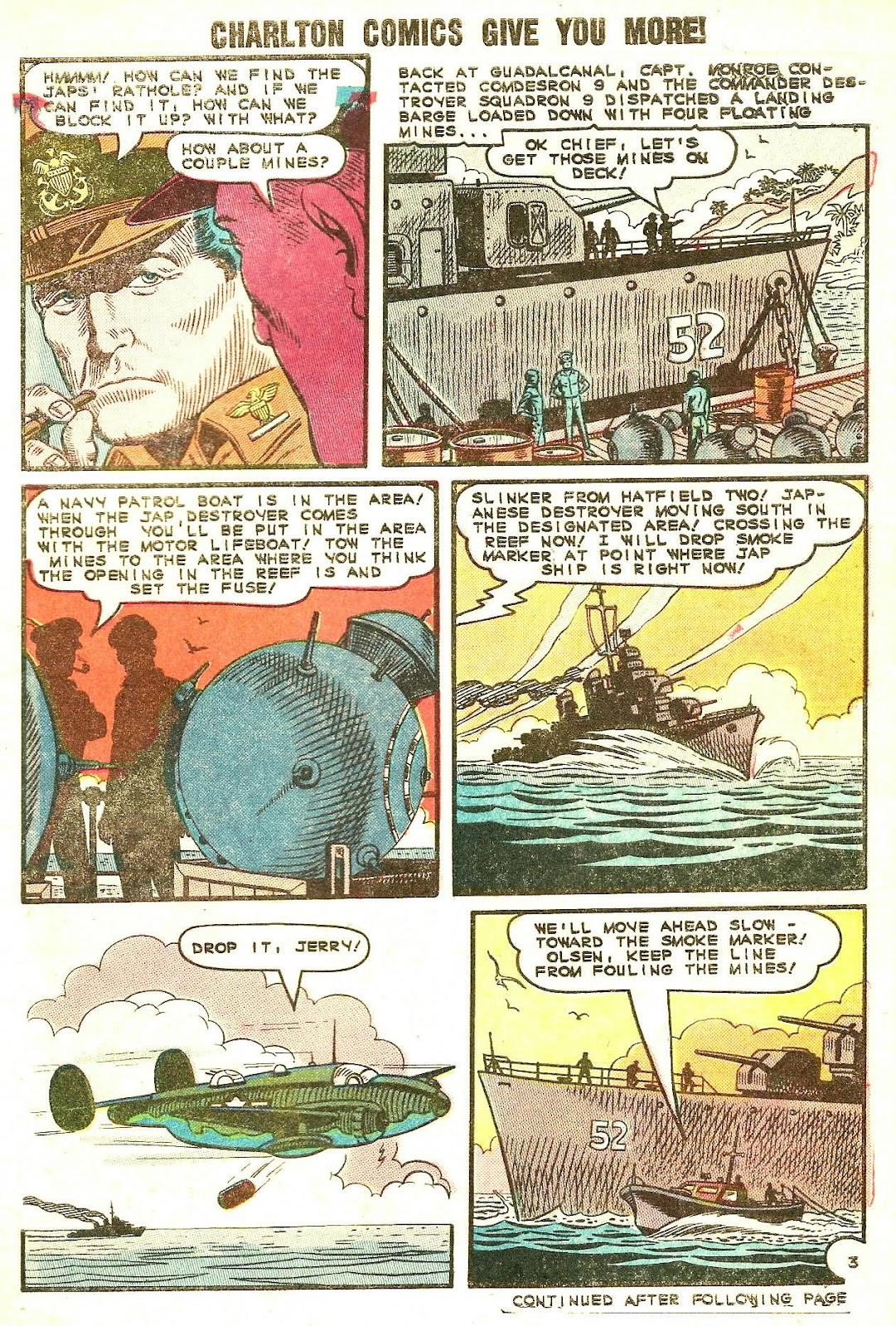 Read online Fightin' Navy comic -  Issue #120 - 5