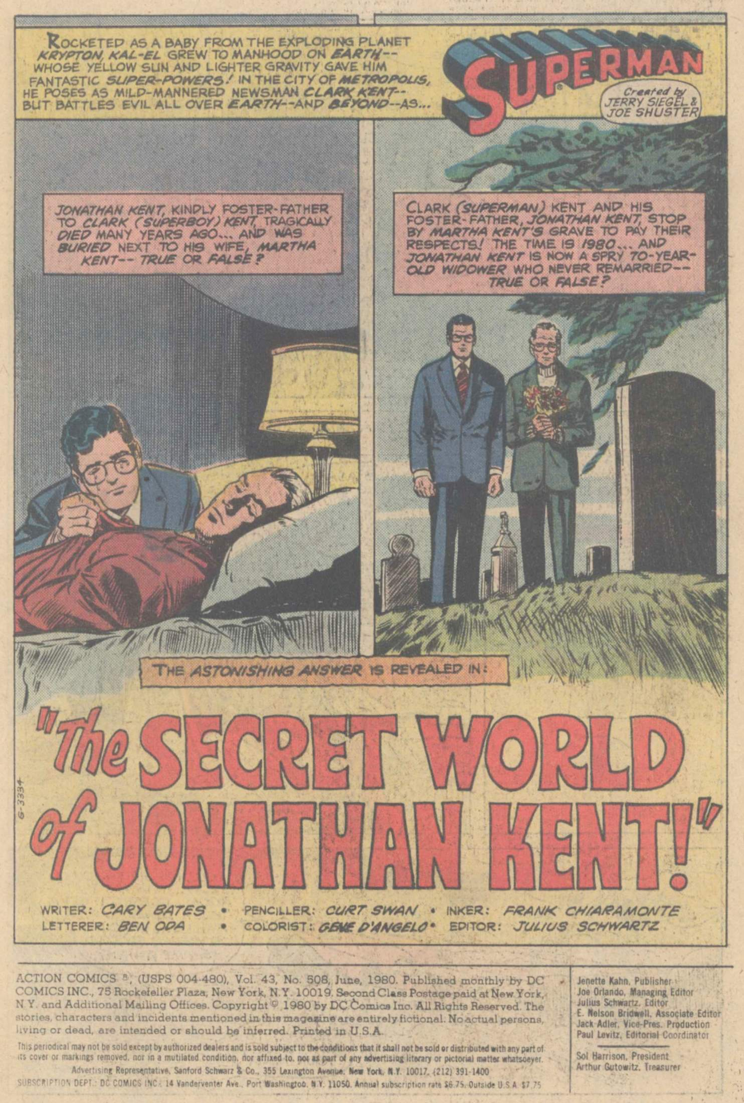 Read online Action Comics (1938) comic -  Issue #508 - 3