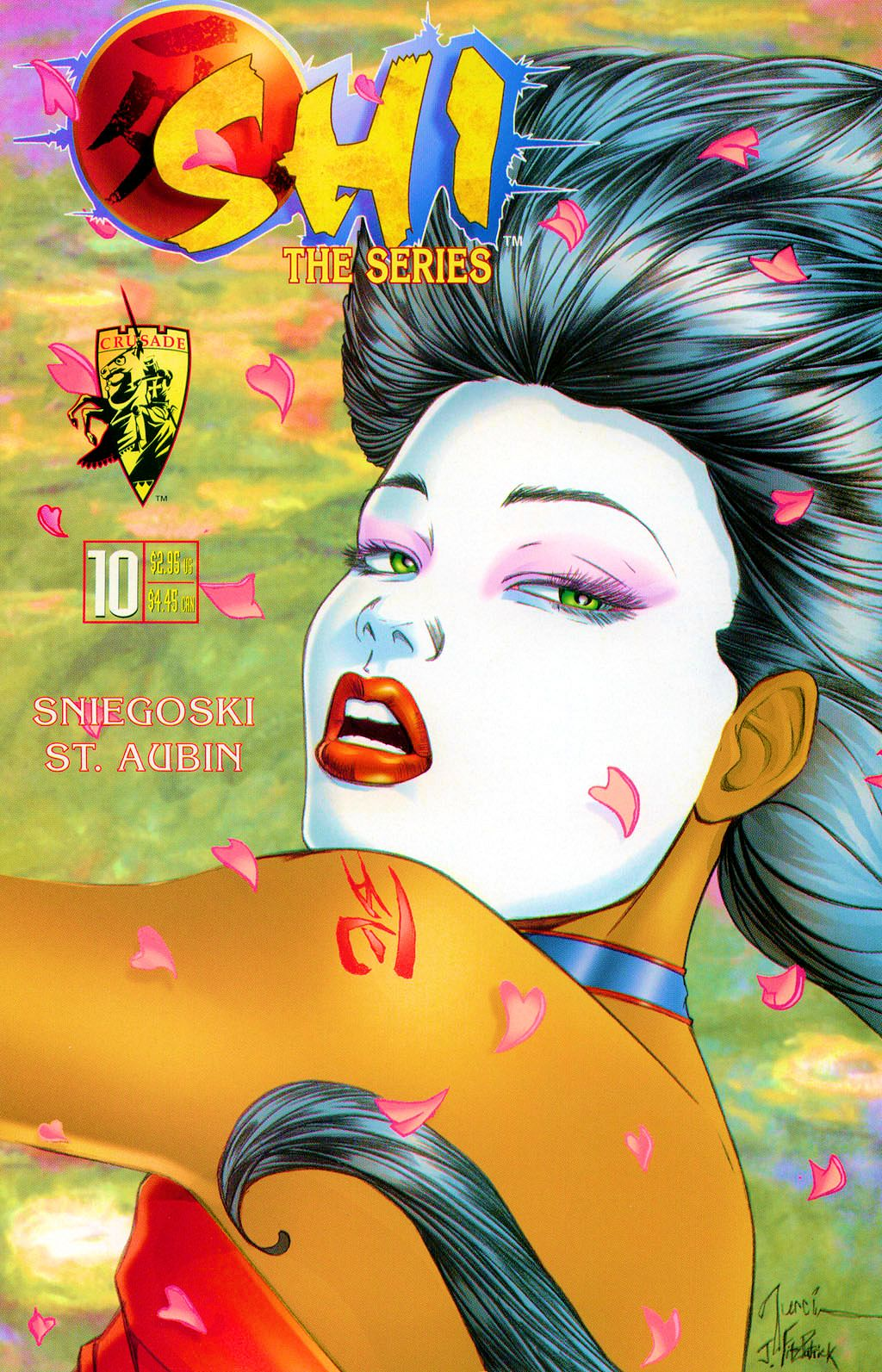 Read online Shi: The Series comic -  Issue #10 - 1