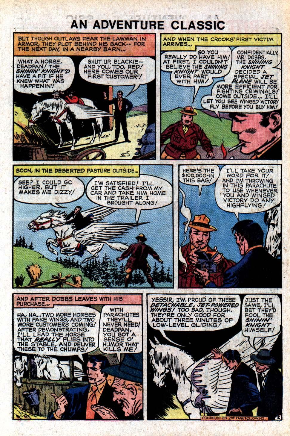 Read online Adventure Comics (1938) comic -  Issue #417 - 19