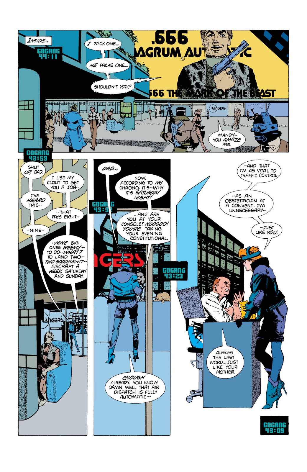 American Flagg! issue Definitive Collection (Part 1) - Page 23