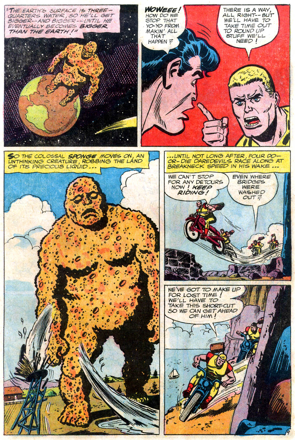 Challengers of the Unknown (1958) issue 47 - Page 10