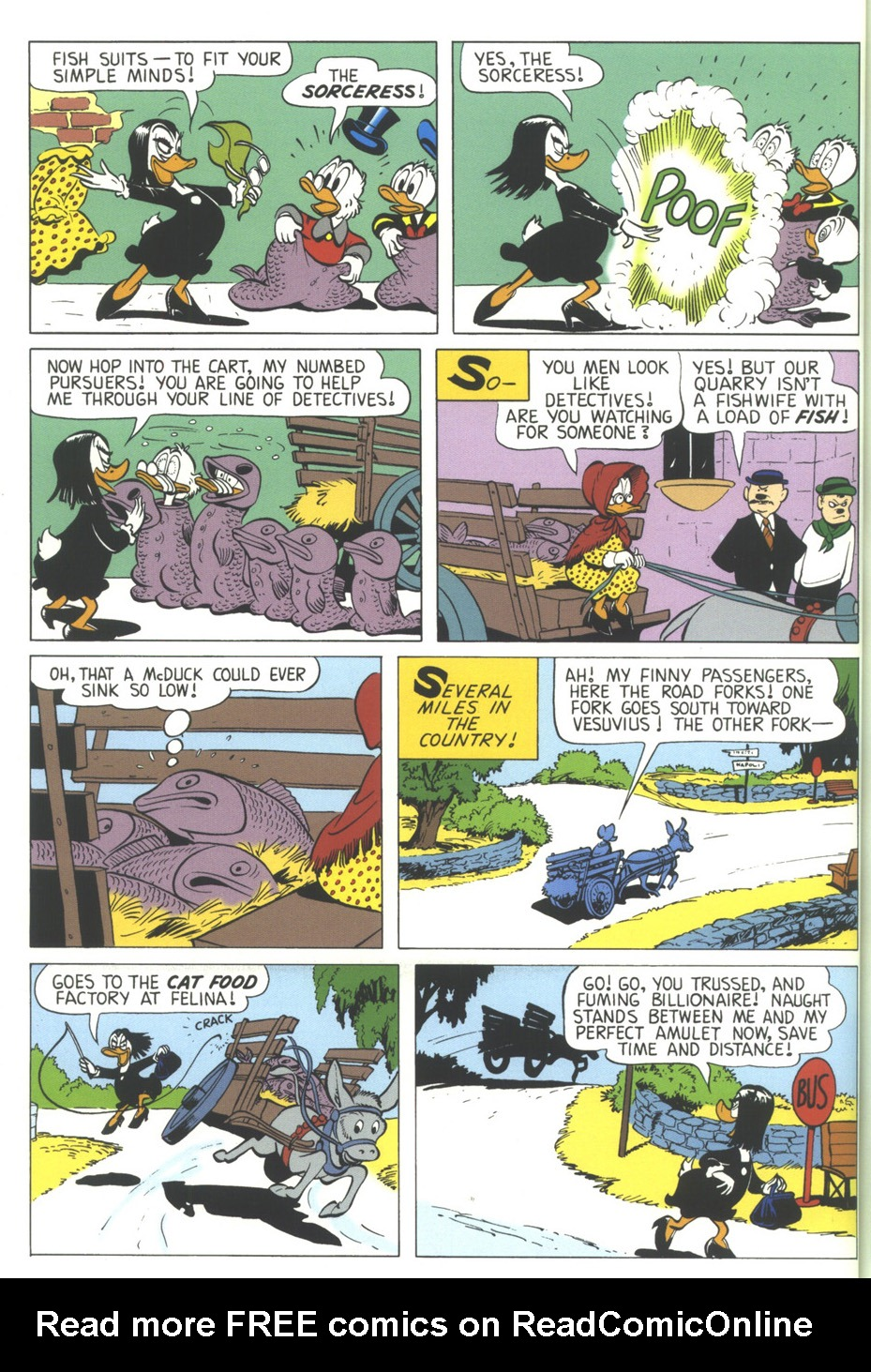Read online Uncle Scrooge (1953) comic -  Issue #314 - 38